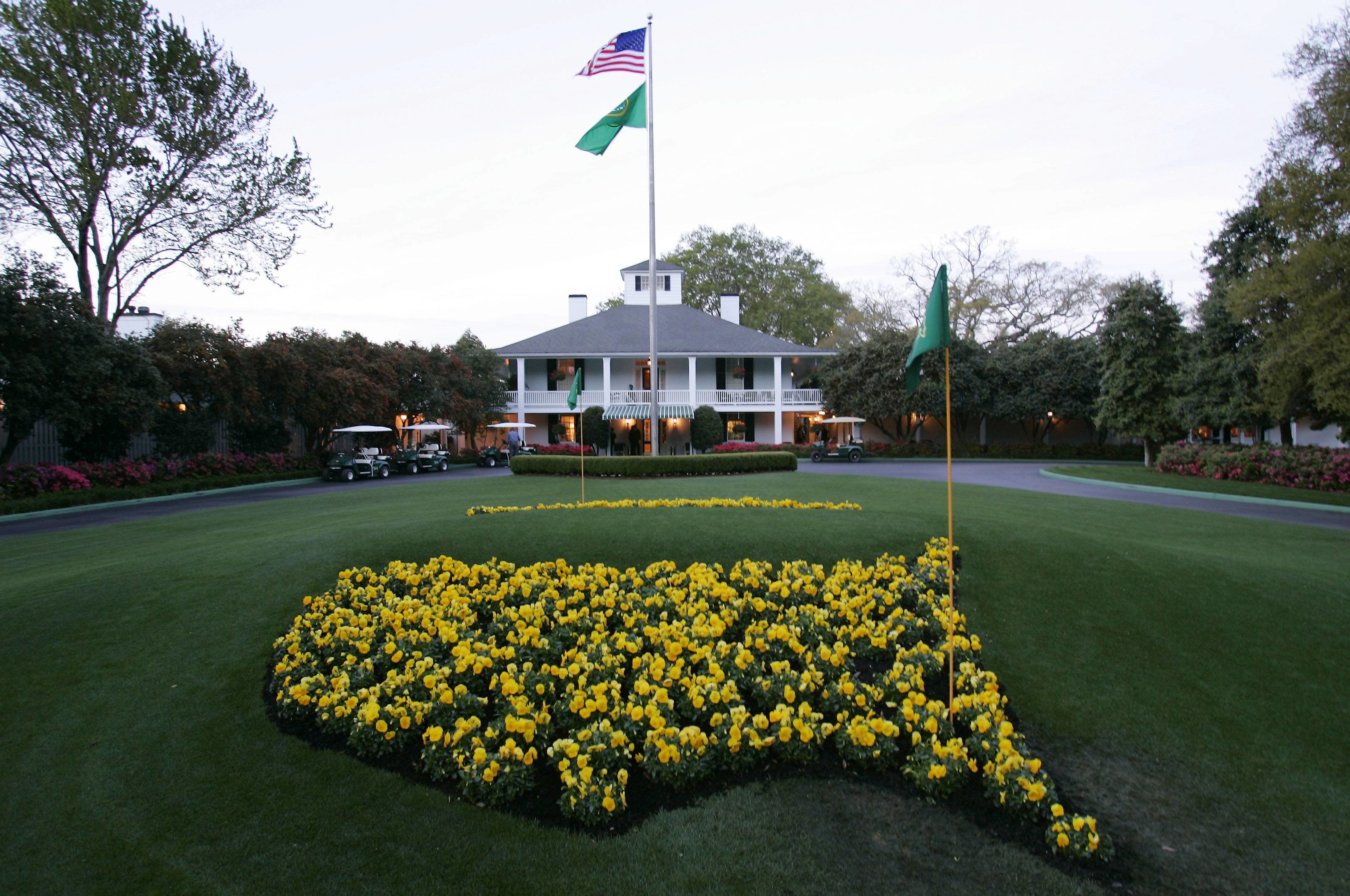 3212x2133 The Augusta National Golf Course Wallpapers HD Masters 2013