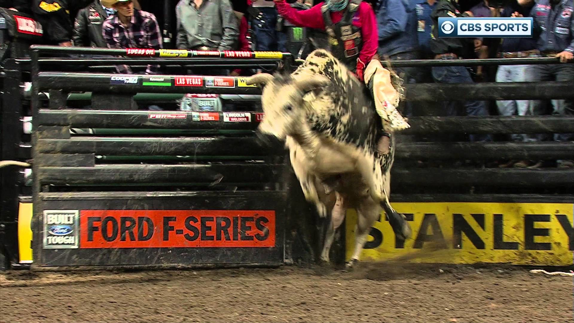 1920x1080 WRECK: Air Time takes out Mike Lee (PBR)