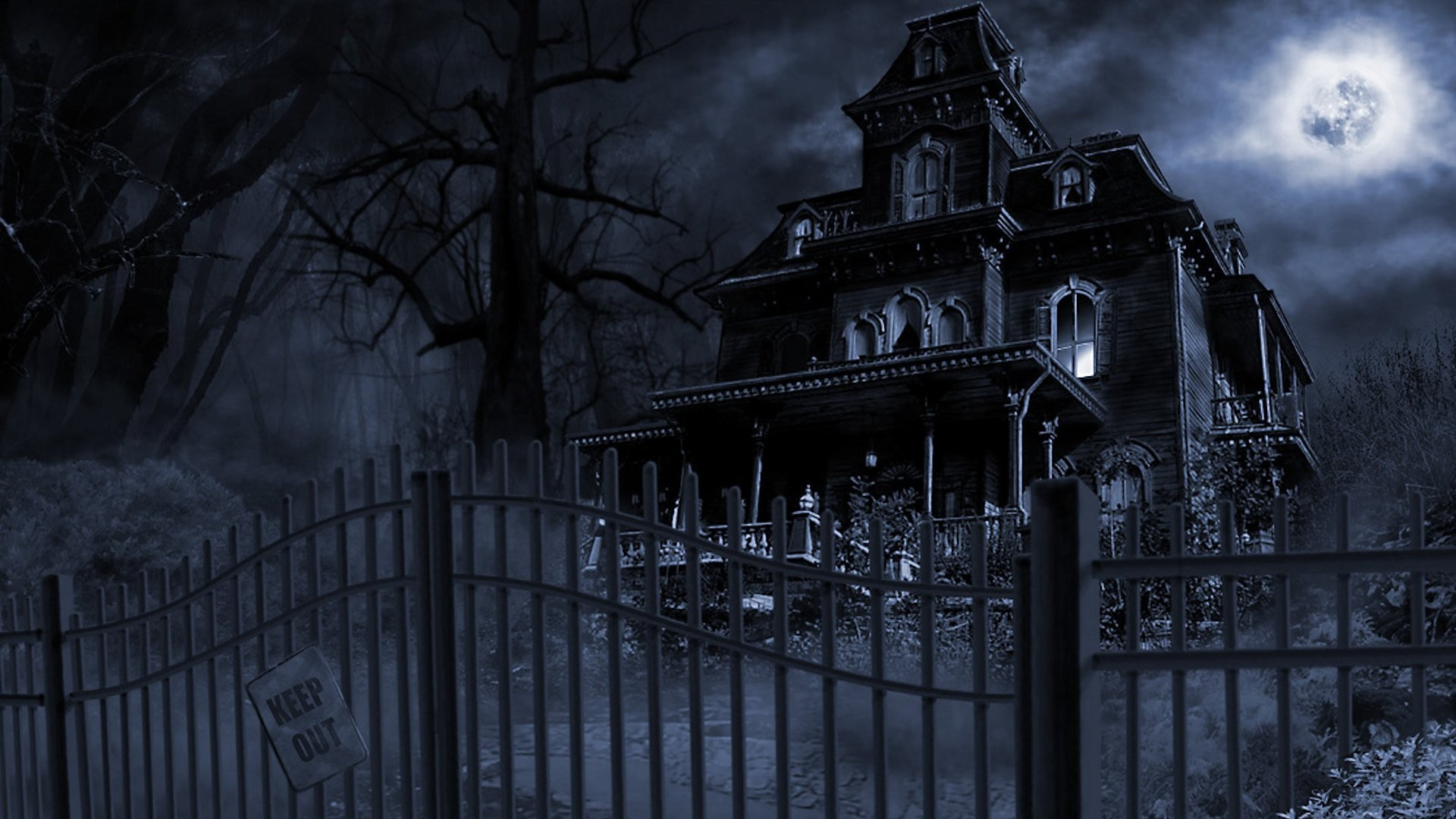 1920x1080 Spooky wallpapers | Dark Spooky Wallpaper/Background 1920 x 1080 - Id:  209828 -