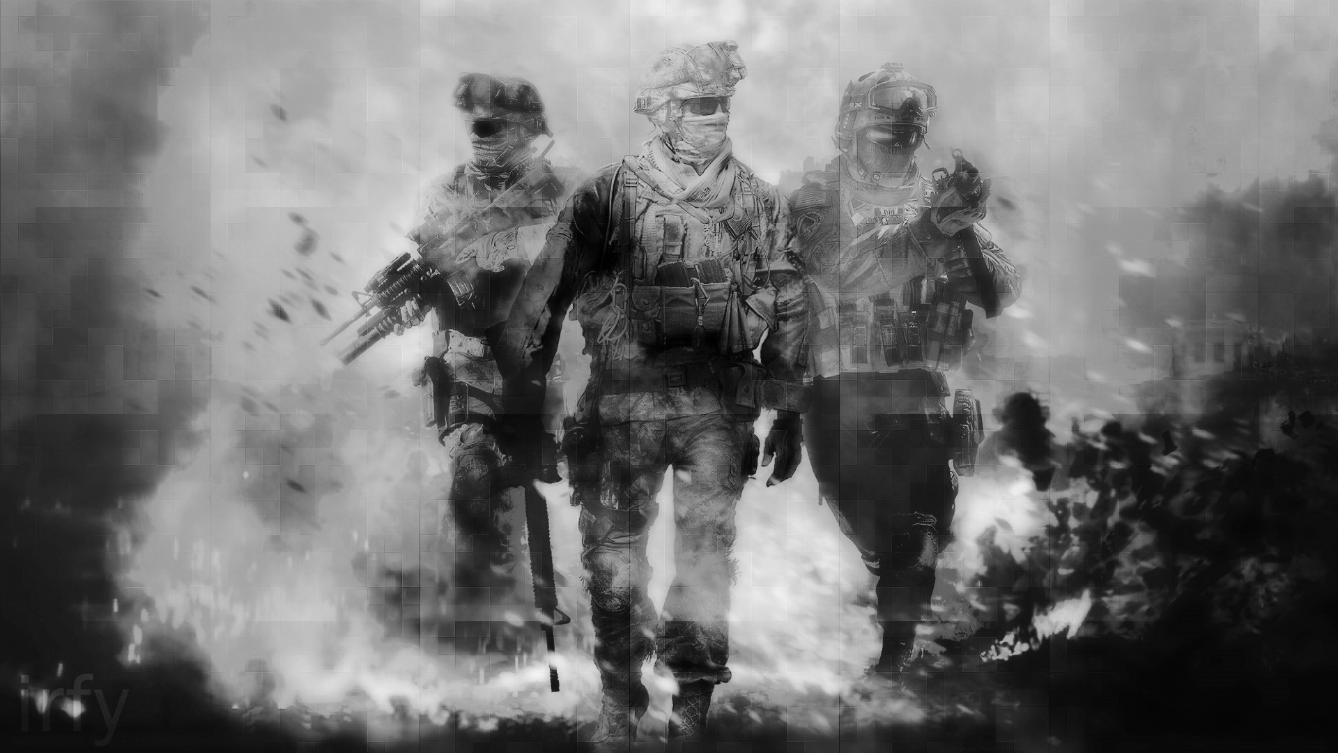 Modern Warfare 2 Wallpaper Hd 77 Images