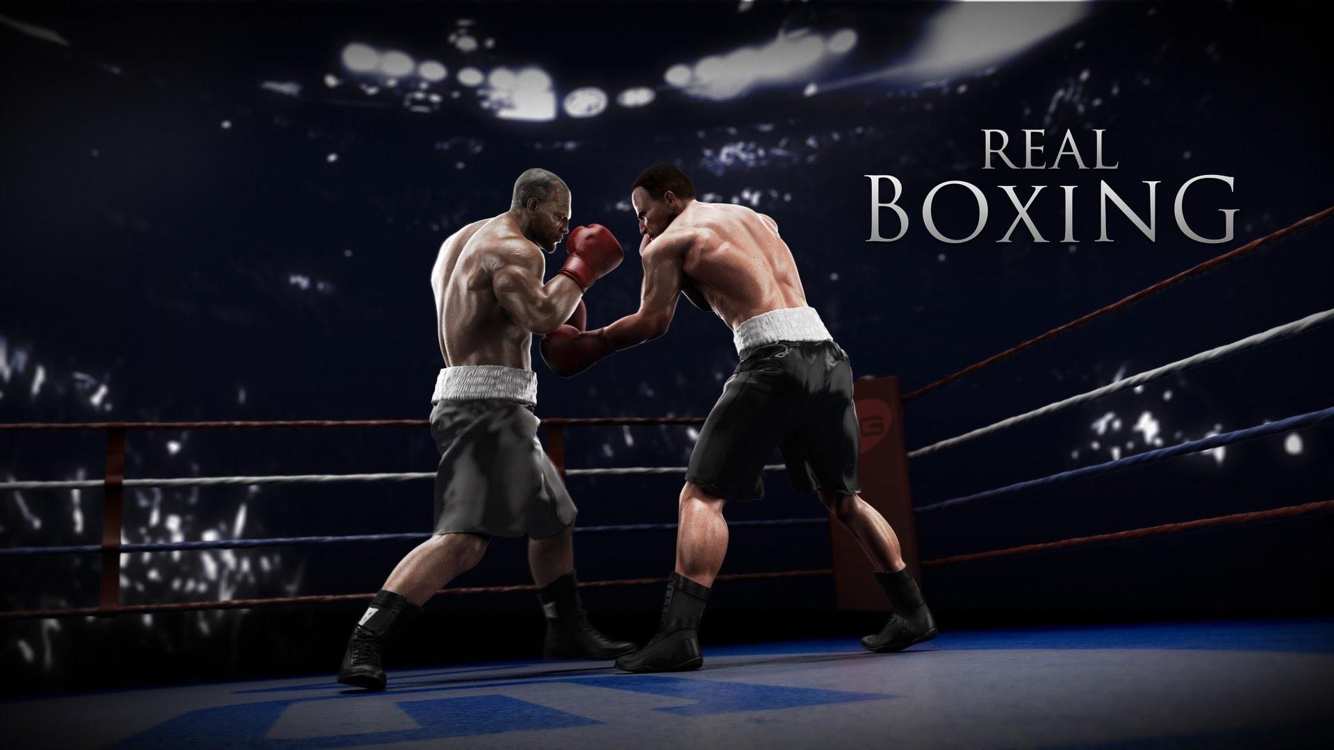 Sport Wallpaper Boxing
