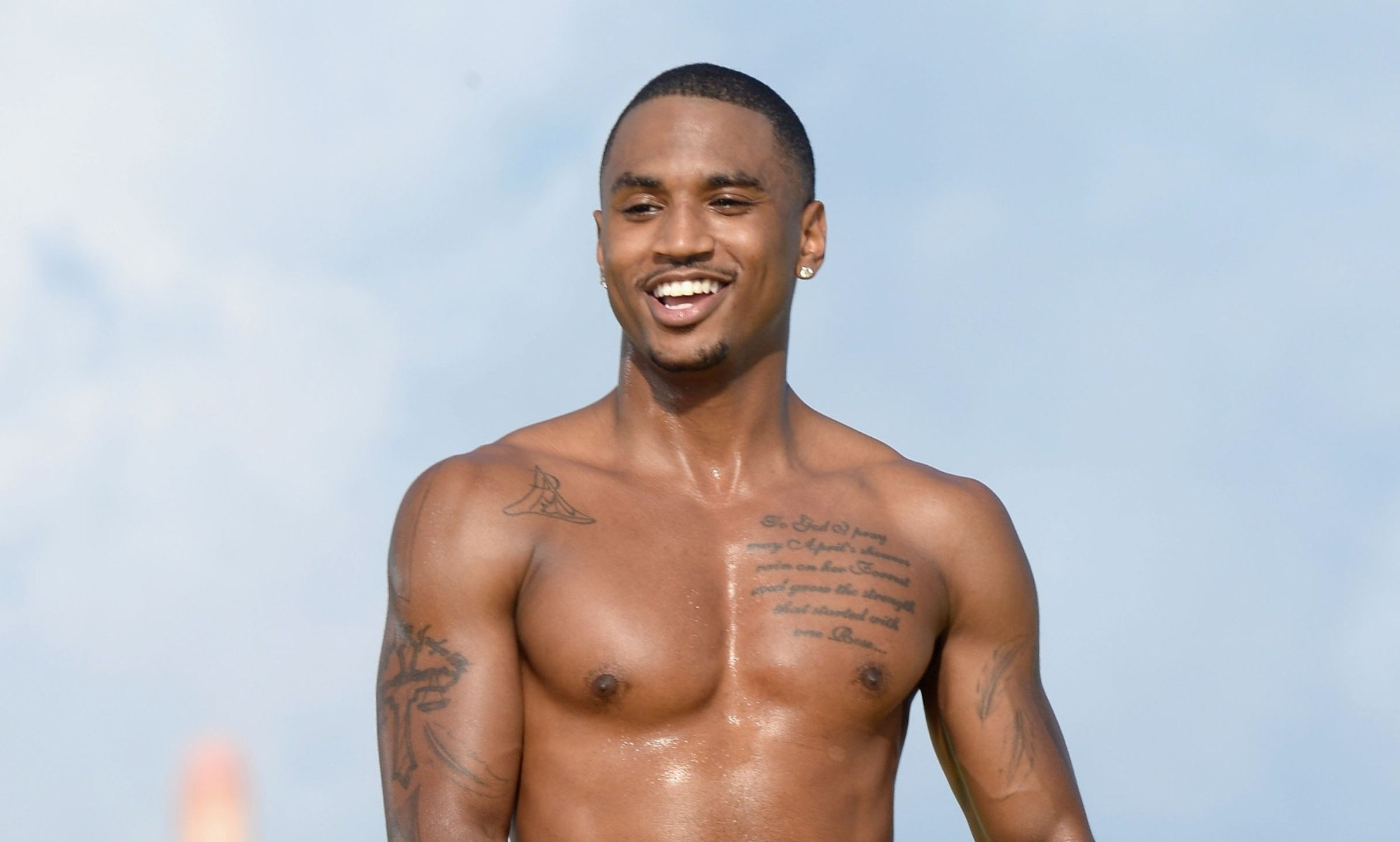 2000x1202 ... Trey Songz phone wallpaper by kathyv714 ...