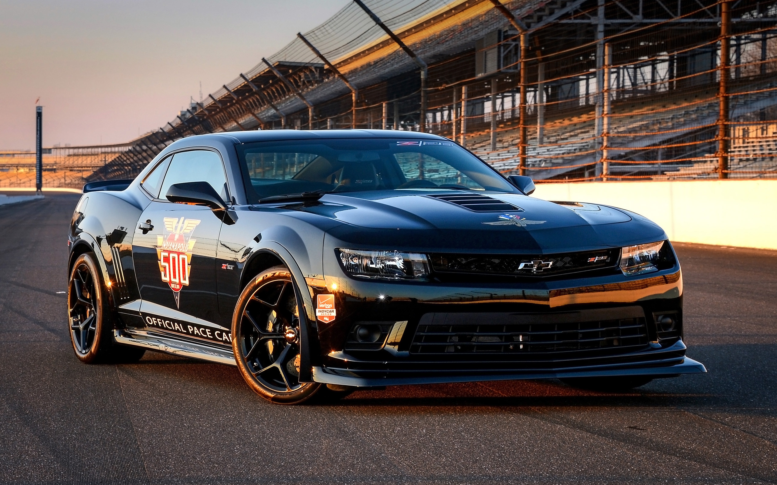 2560x1600 2014 Chevrolet Camaro Z28 Indy 500 Pace Car