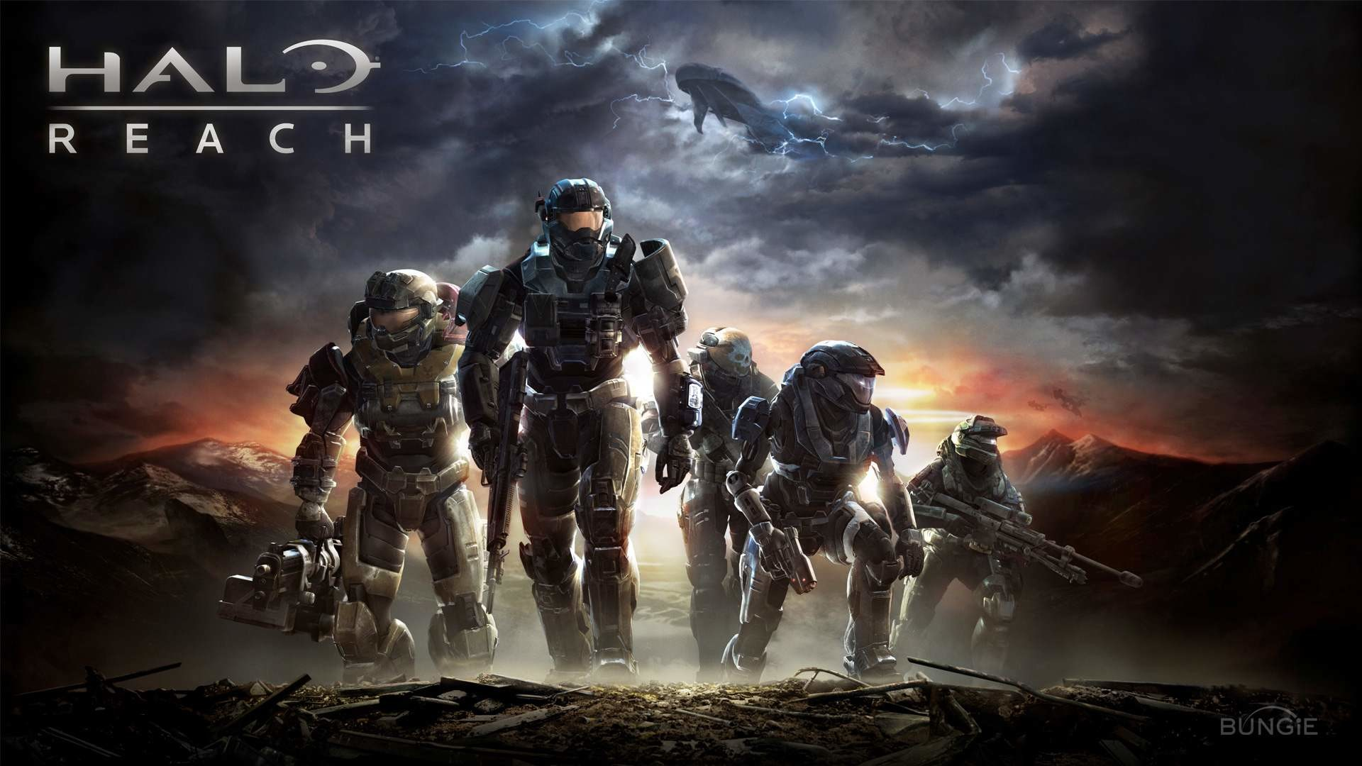 1920x1080 Halo Reach Wallpapers in HD