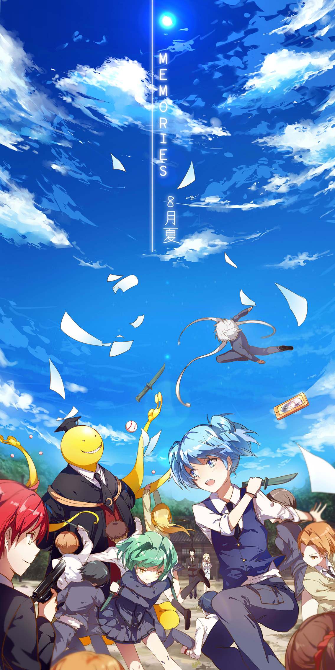 Assassination Classroom Wallpapers (79+ Images