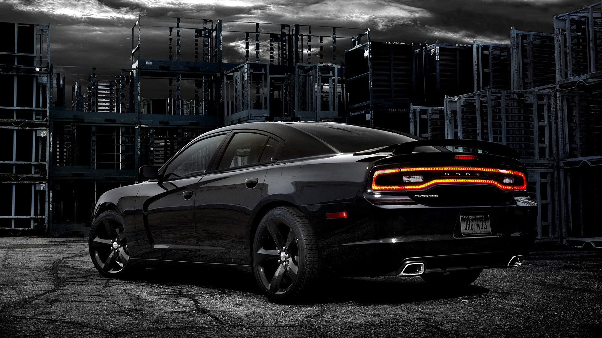 1920x1080 Dodge Charger Wallpapers