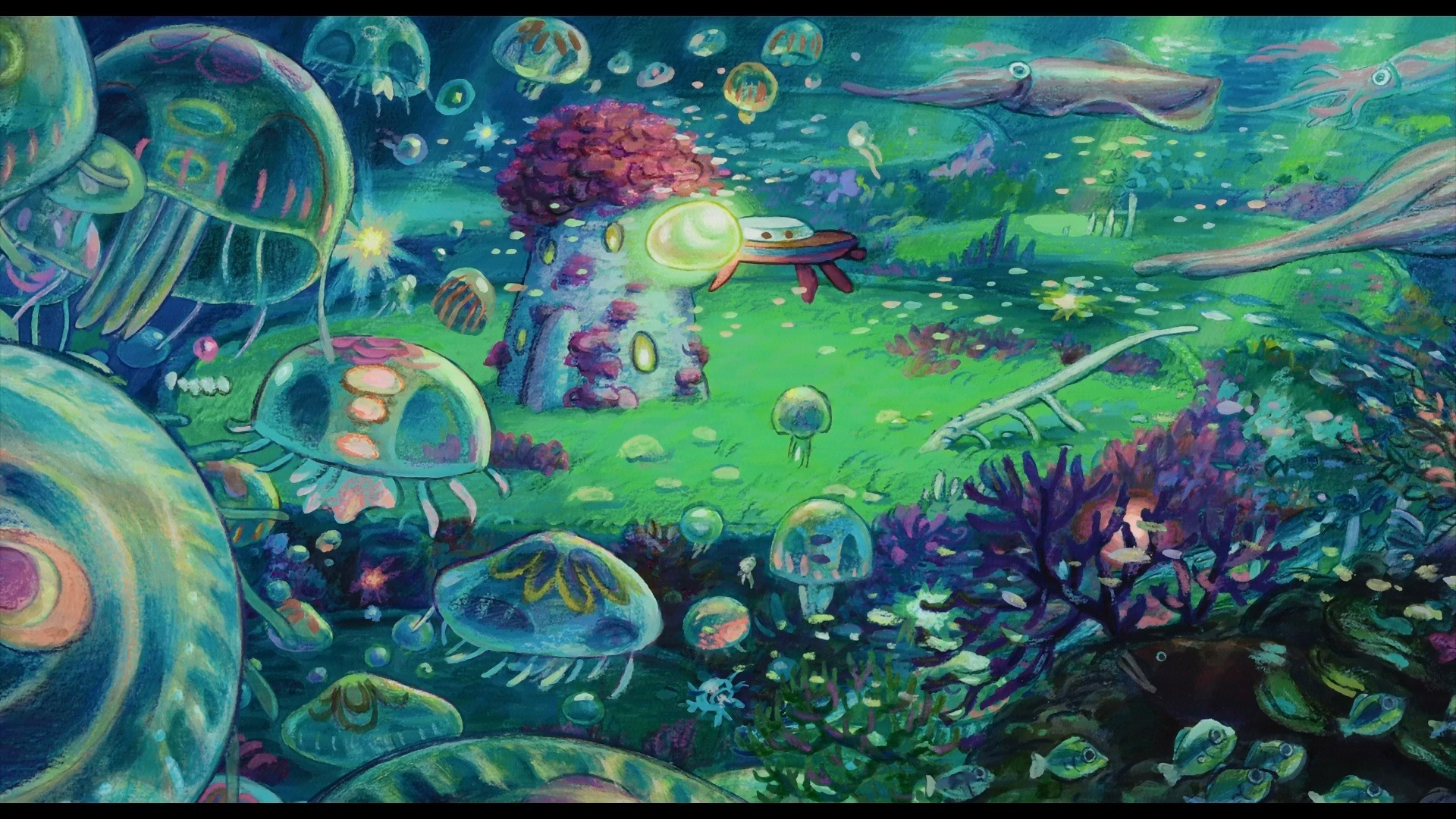 1920x1080 Ponyo HD Wallpaper | Background Image |  | ID:420279 - Wallpaper  Abyss