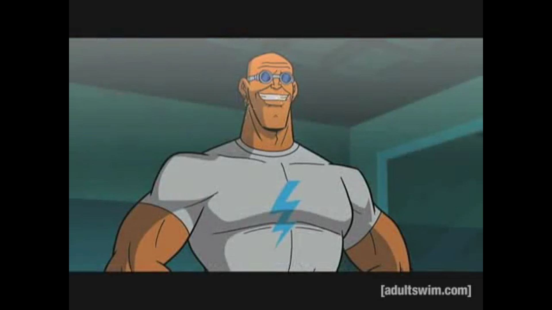 1920x1080 The Cleaner is a minor character on The Venture Bros.