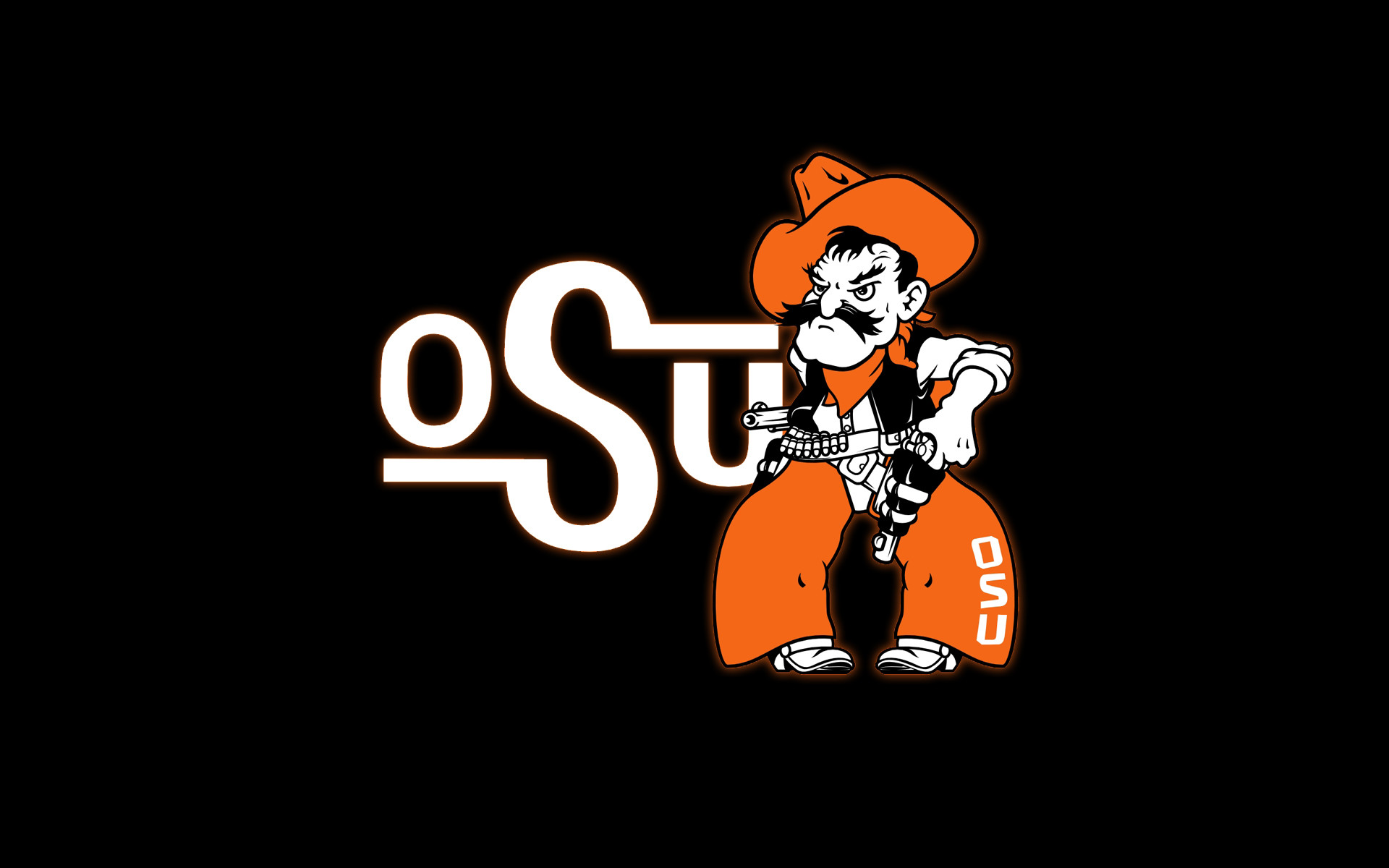 1920x1200 oklahoma state wallpaper for computer Free Oklahoma State Football  Wallpapers