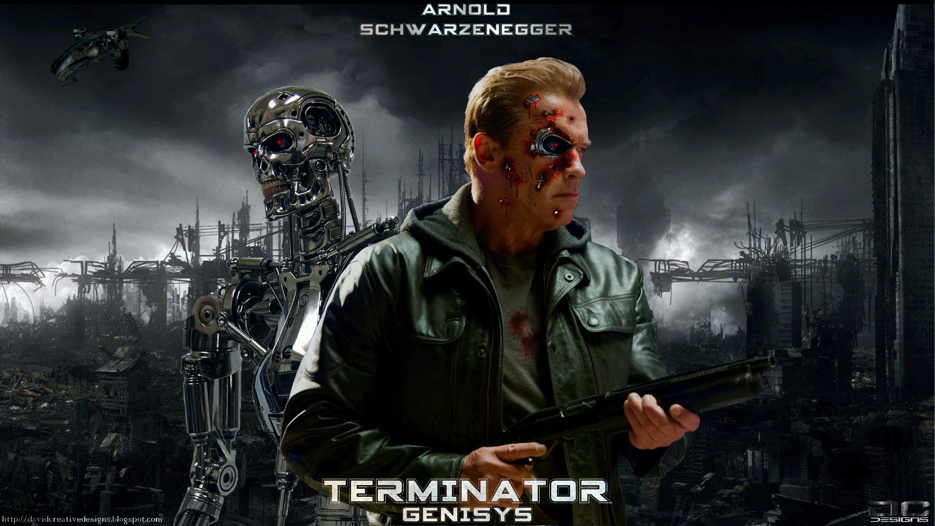 Terminator salvation wallpaper hd 70 images 3000x1993 terminator salvation christian bale thecheapjerseys Image collections
