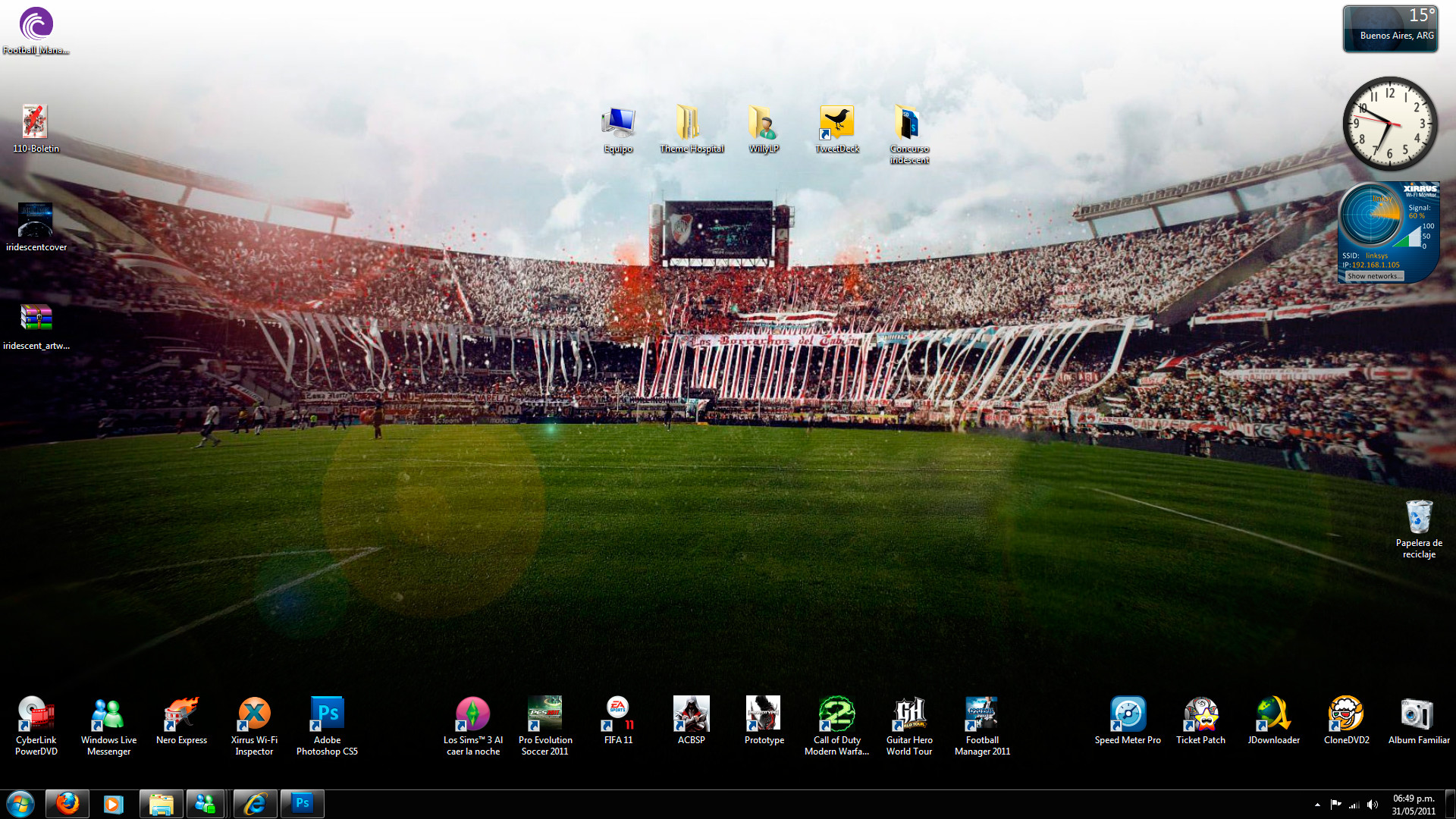 1920x1080 Wallpaper River Plate by xtrlp Wallpaper River Plate by xtrlp