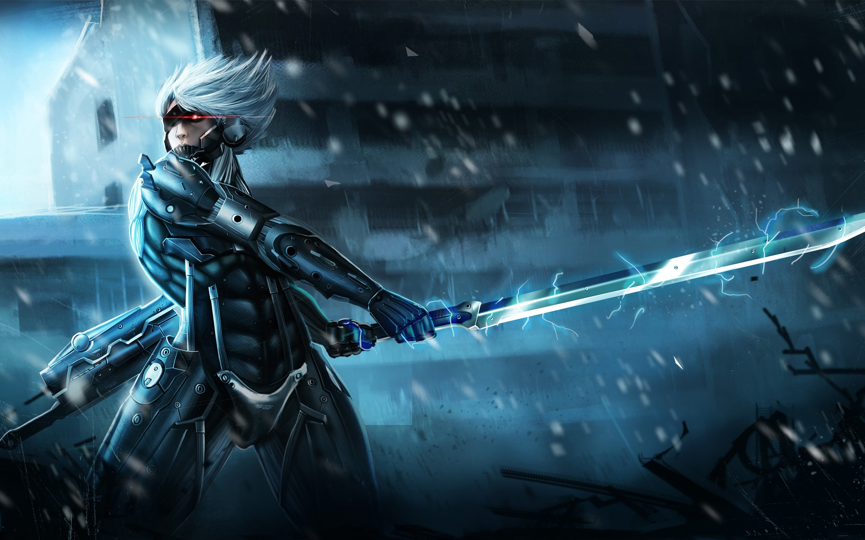 2880x1800 53 Metal Gear Rising: Revengeance HD Wallpapers | Backgrounds .