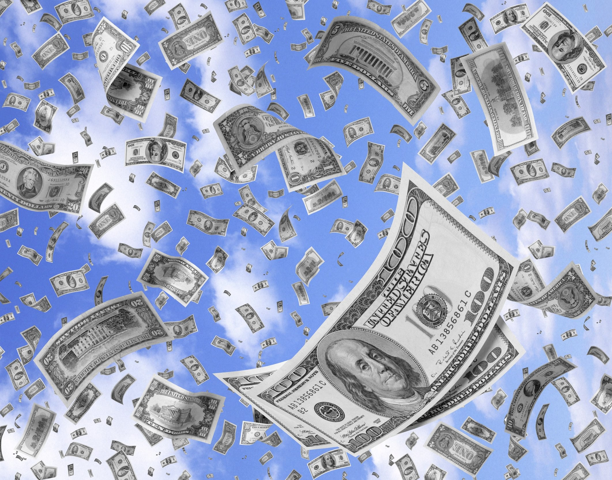 3d Money Wallpapers 65 Images