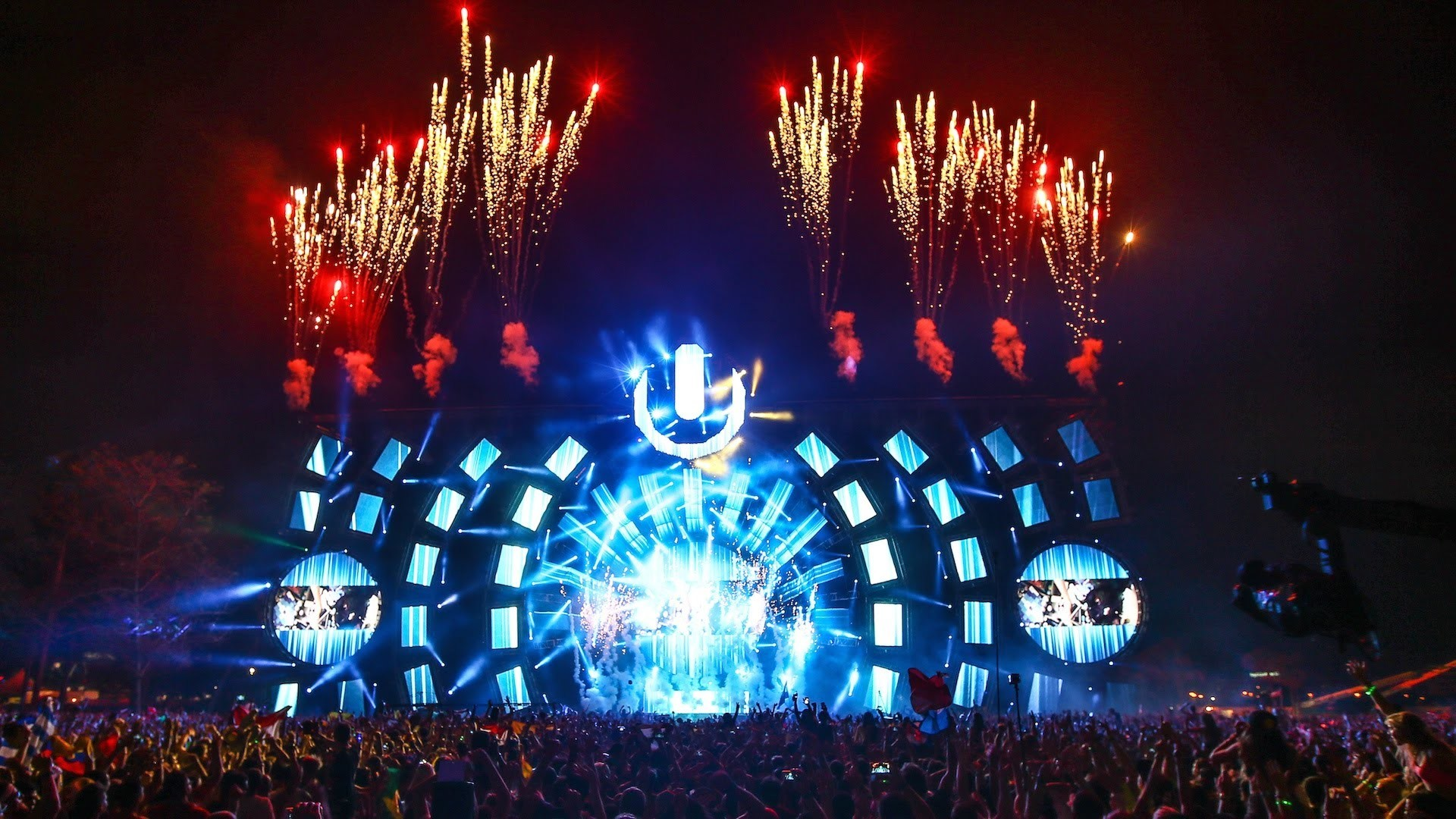 Download Ultra Music Festival Hd Wallpaper Gallery: Edm Festival Wallpaper (81+ Images