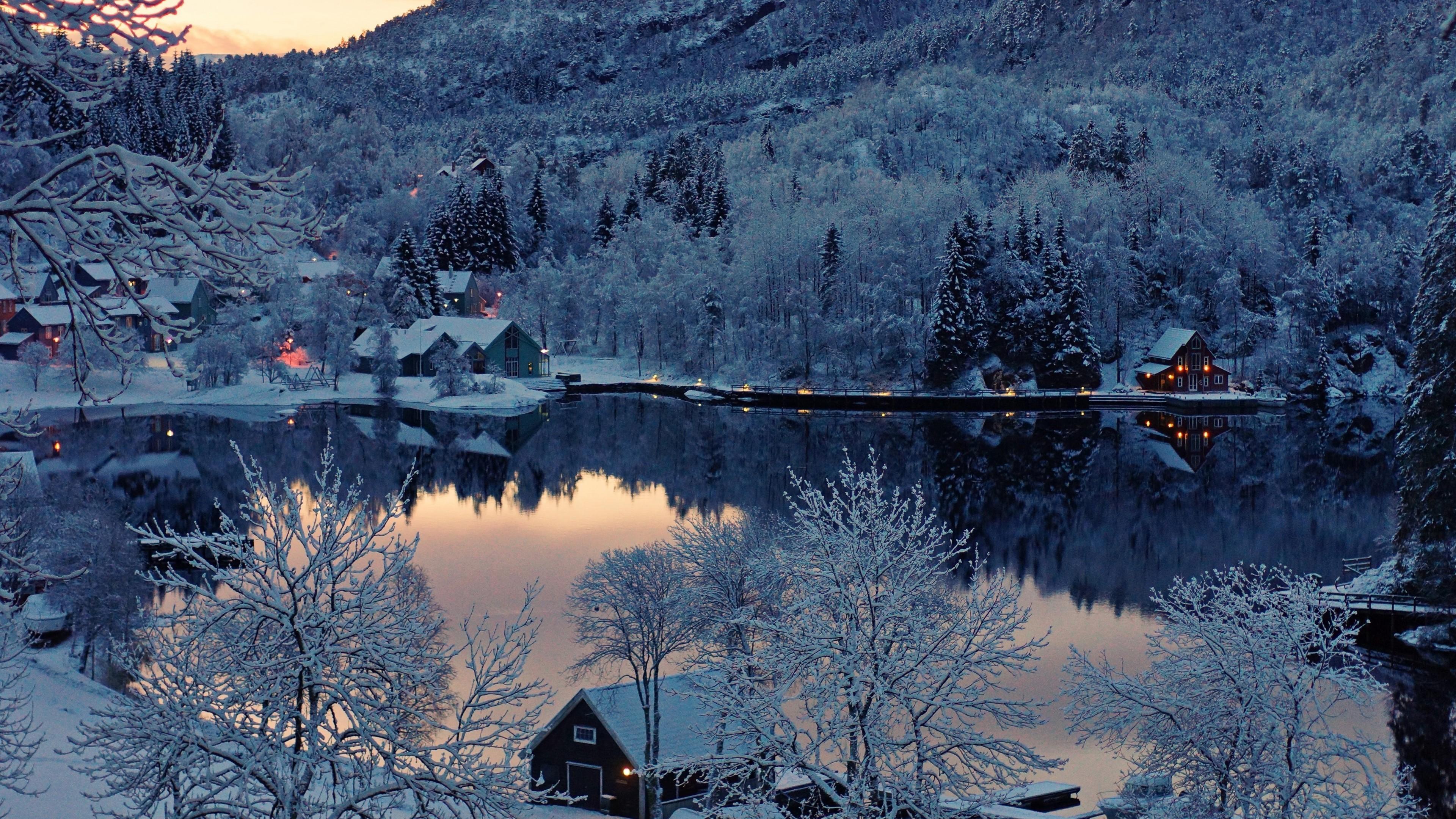 Winter Wallpaper For Desktop Background (56+ Images