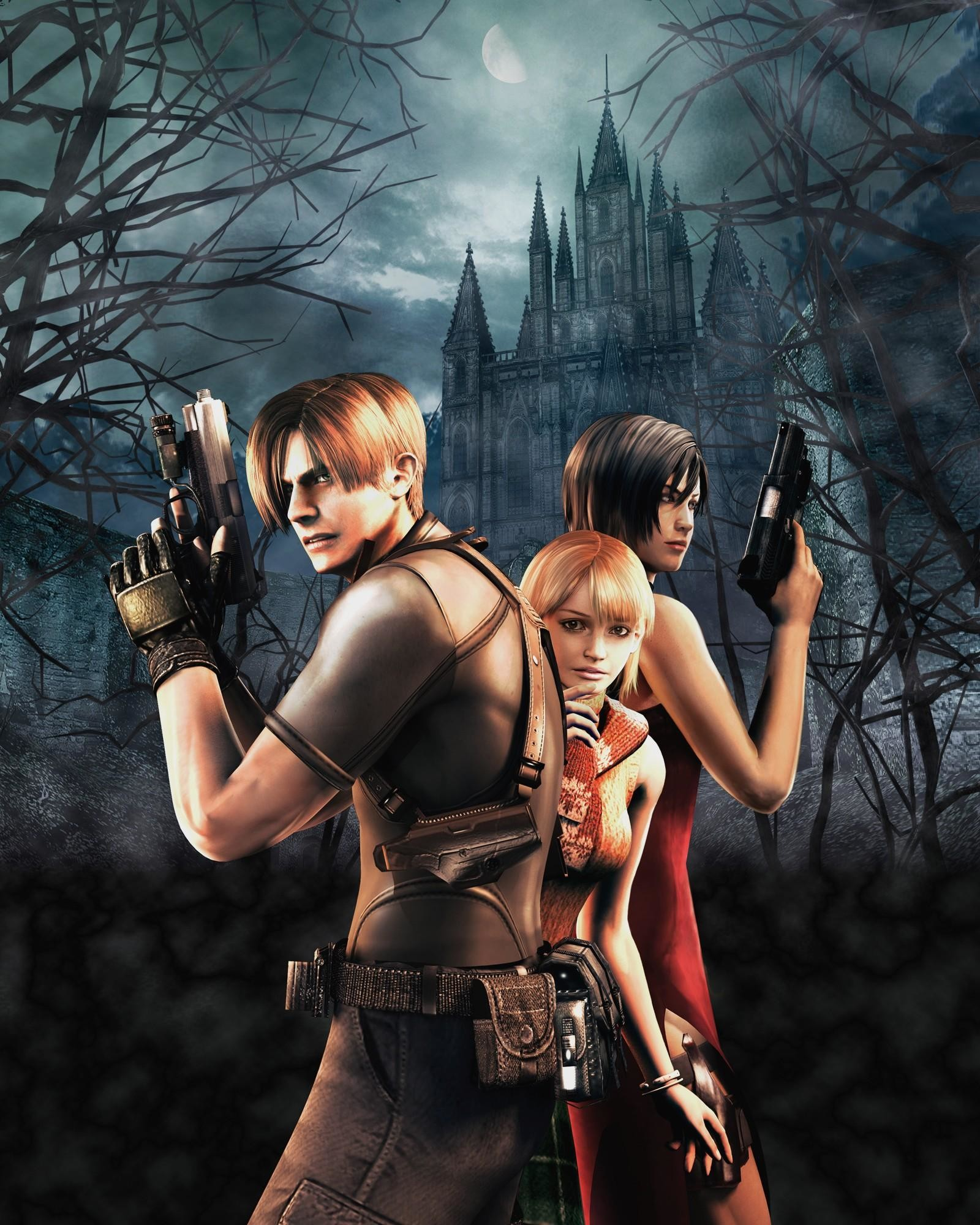 1600x2000 Resident Evil 4 Wallpapers HD Download