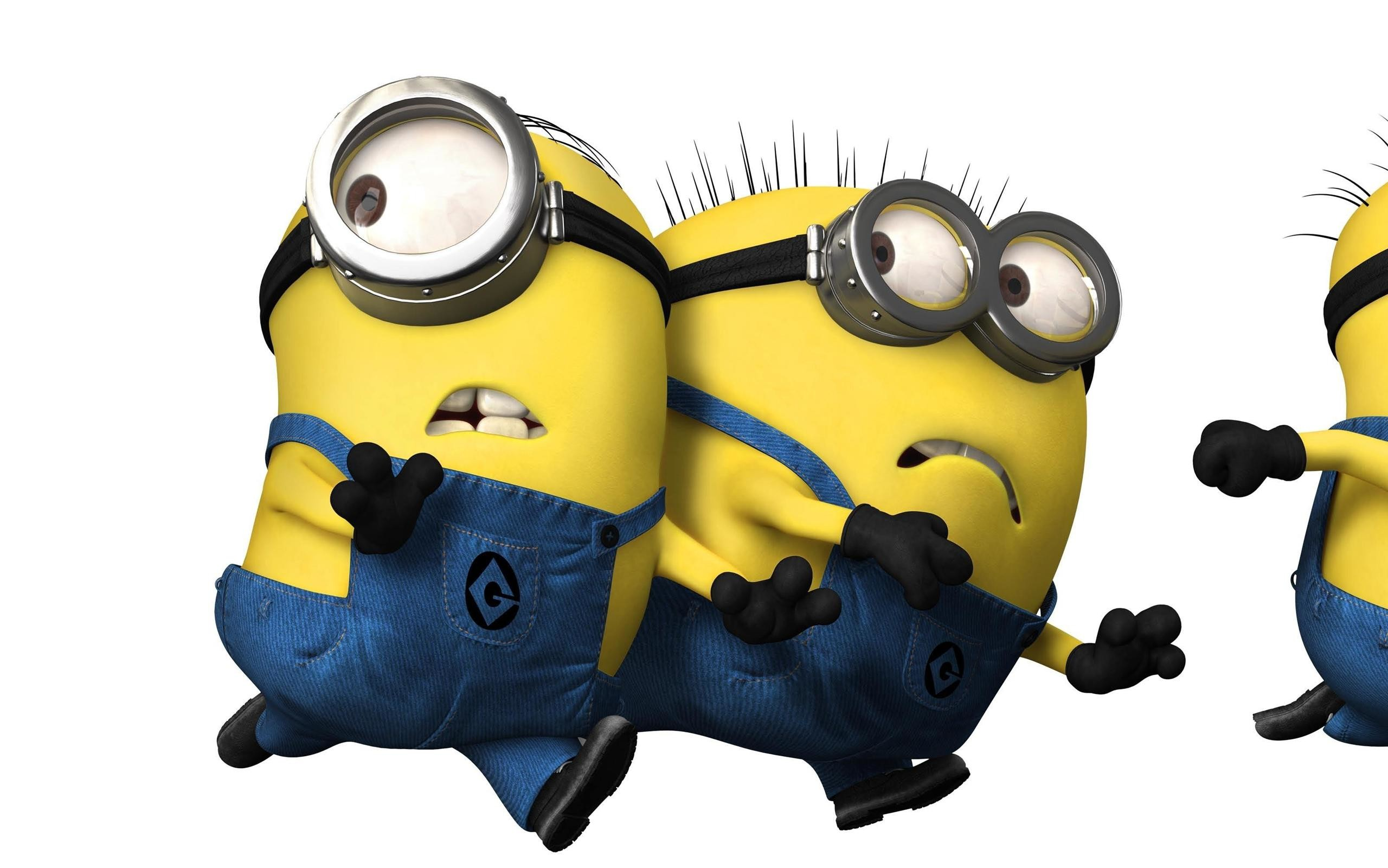 2560x1600 Cute Minion Wallpapers HD for Desktop (36)