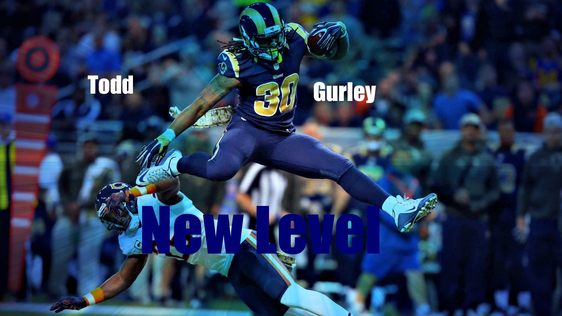 Todd Gurley Wallpapers (76+ images)