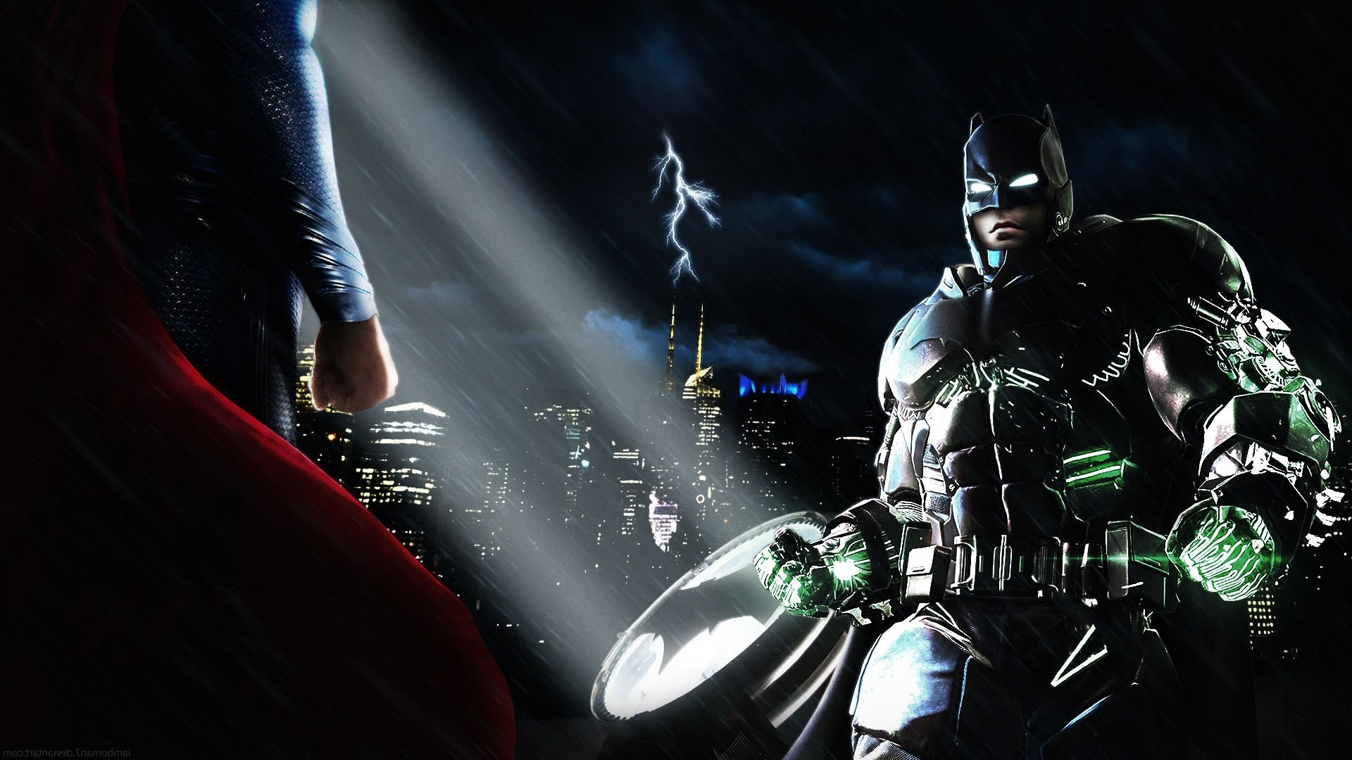2000x1126 Batman V Superman Dawn Of Justice Background