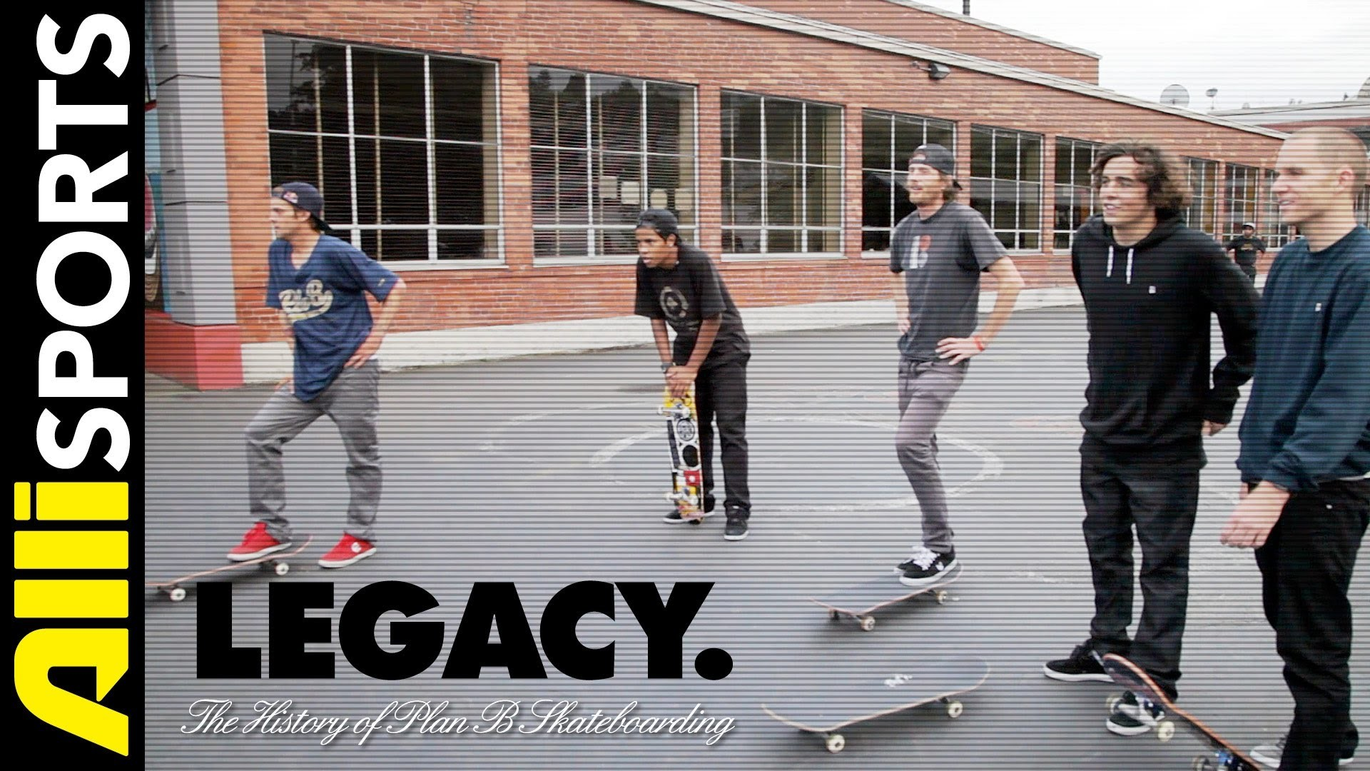 1920x1080 Plan B On The Road in Seattle | Legacy. The History of Plan B Skateboarding  - YouTube