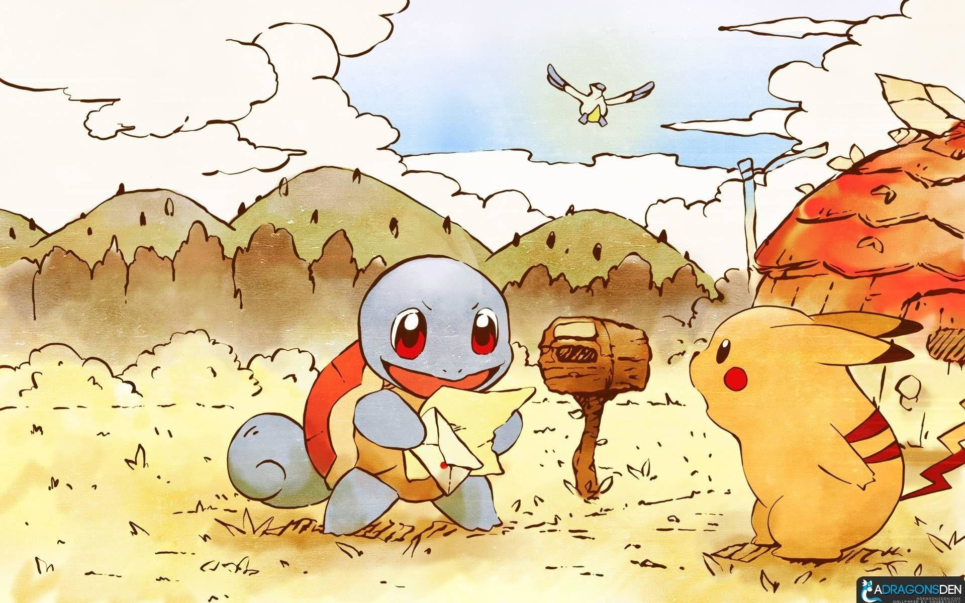 1920x1200 Cute Pokemon Wallpaper | Download Wallpapers
