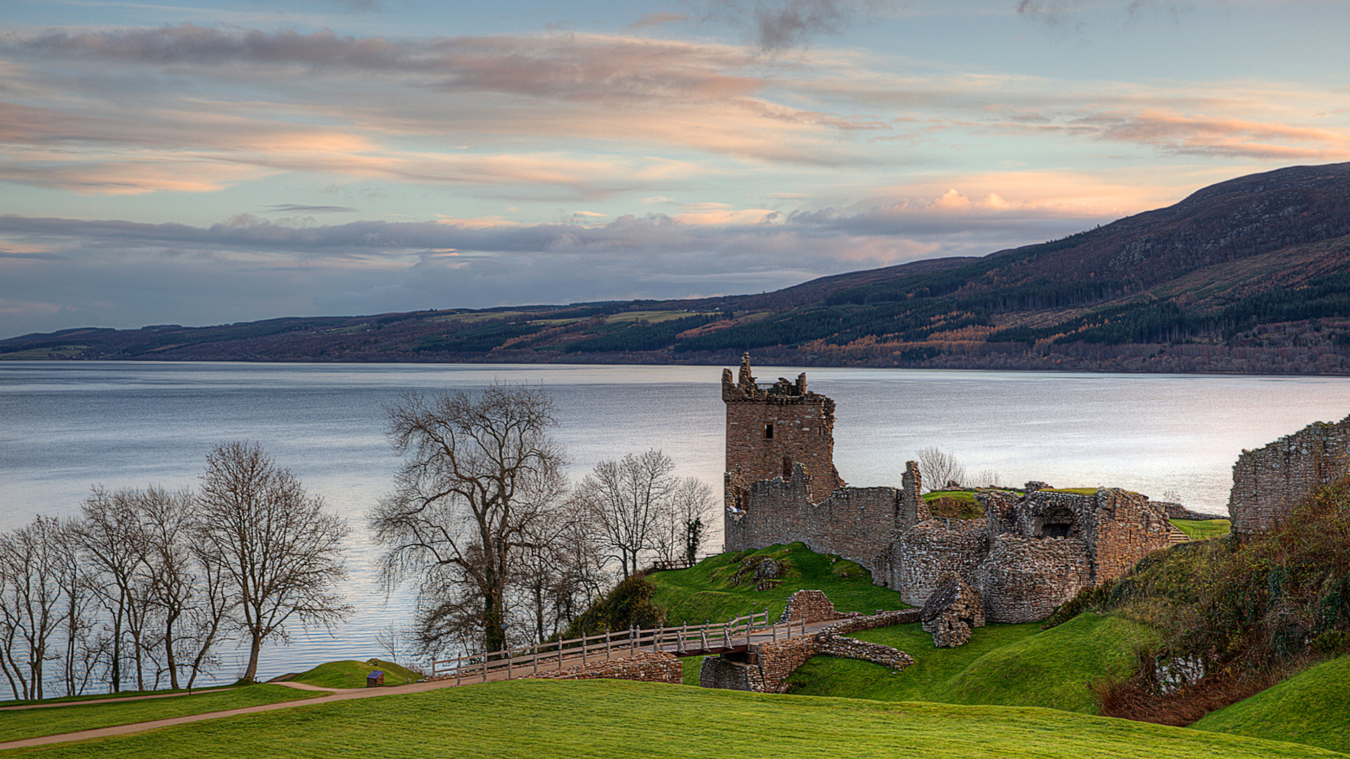 1920x1080 Lake Loch Ness Wallpapers | Ultra High Quality Wallpapers ...