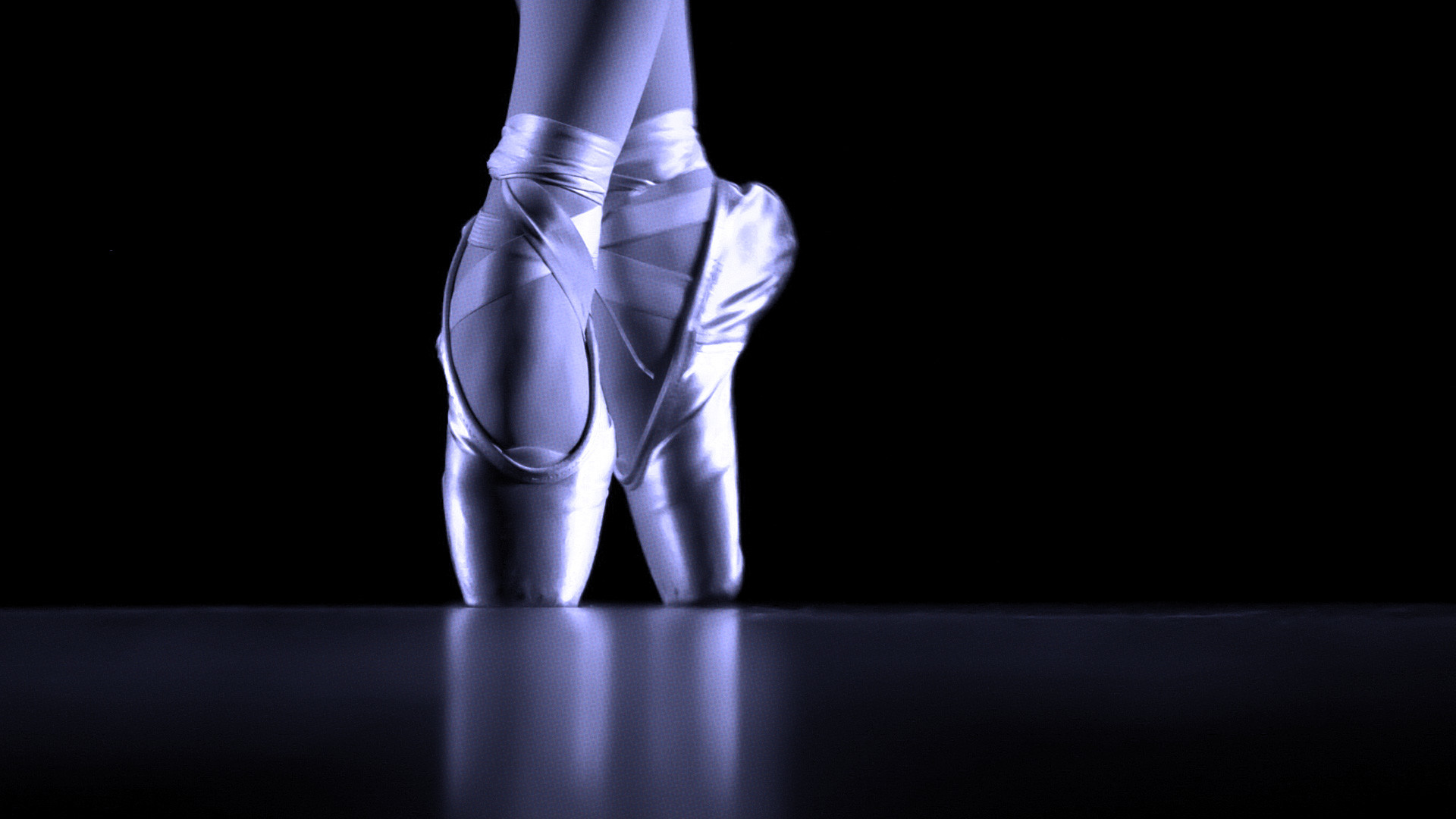 1920x1080 Ballet Shoes Wallpaper