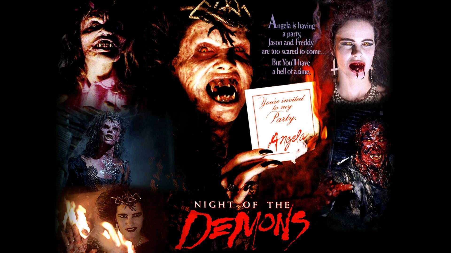 1920x1080 Night of the demons