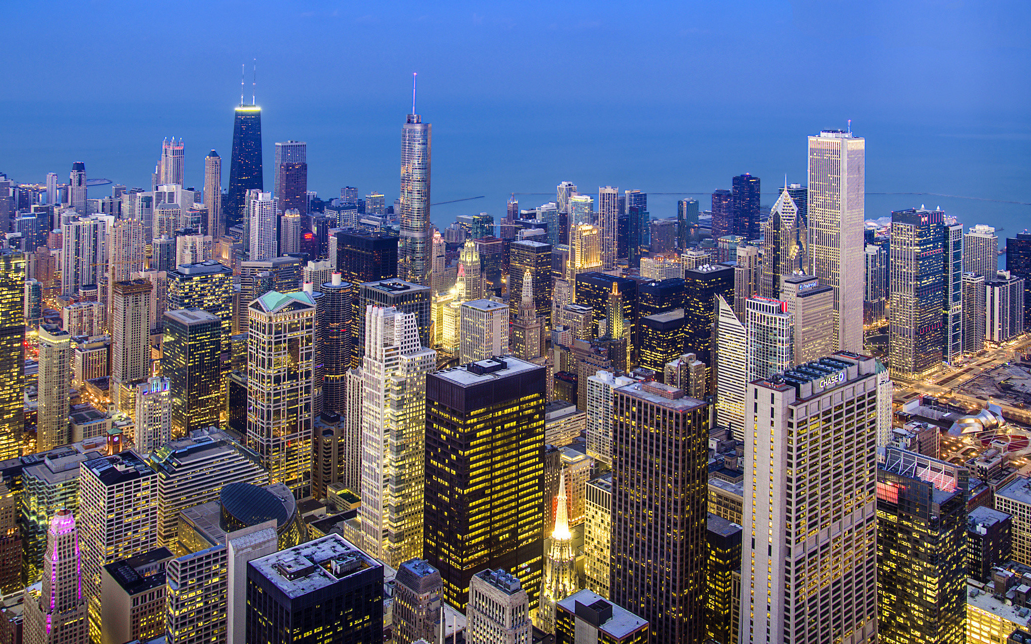 2048x1280 illinois landscape wallpapers Chicago Wallpapers For Mobile And Desktop In  HD