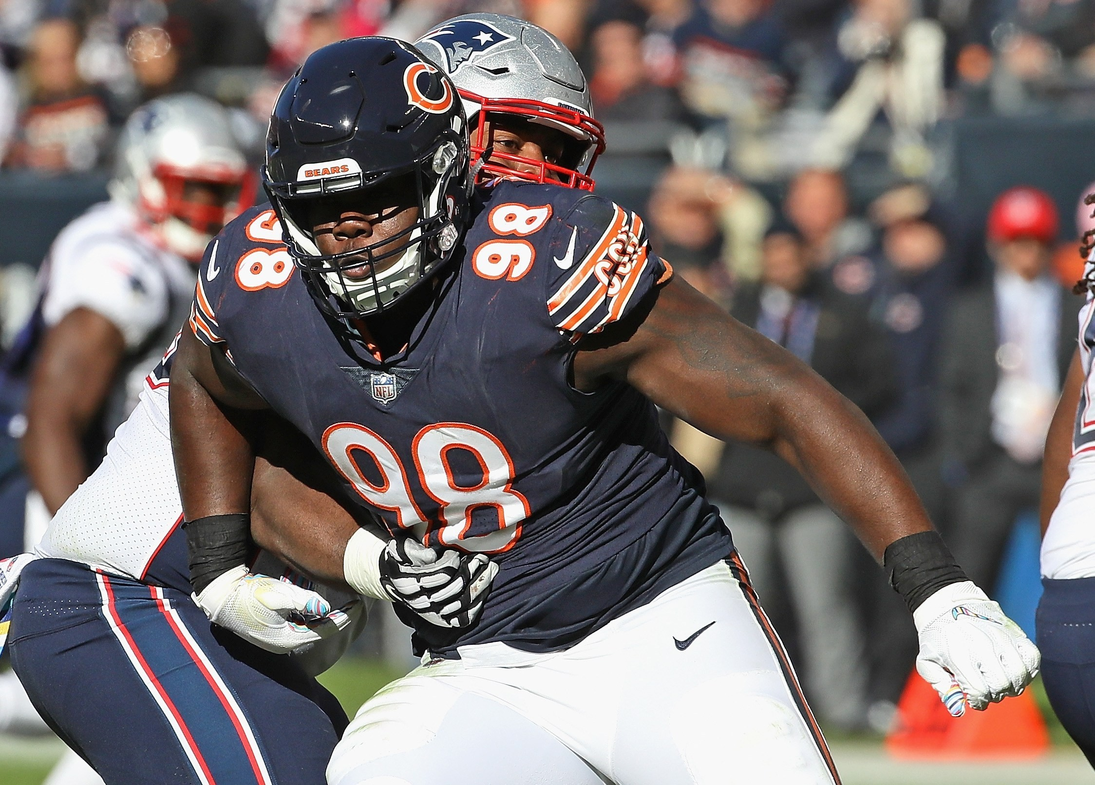 2248x1612 2018 Chicago Bears Rush Report 2018 Week 7 vs the Patriots Windy City  Gridiron