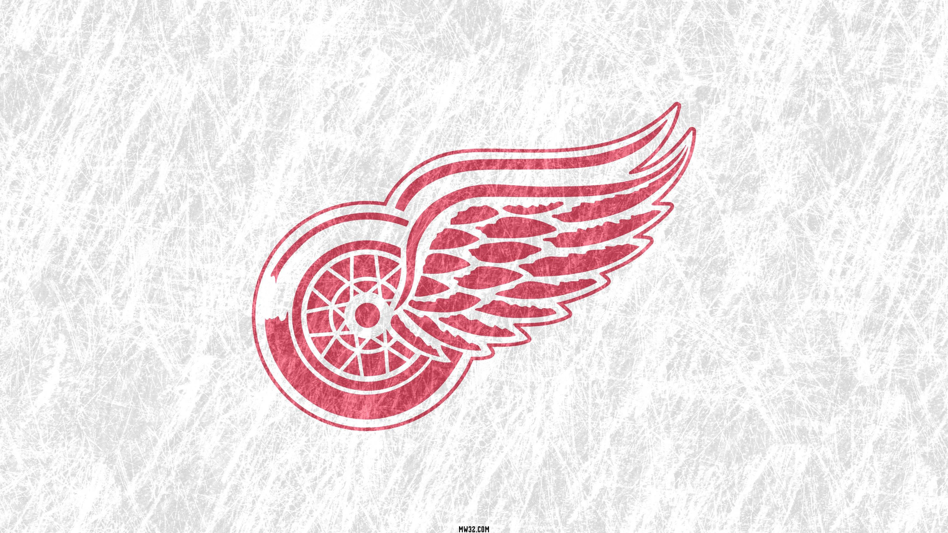 3201x1800 Sports - Detroit Red Wings Bakgrund
