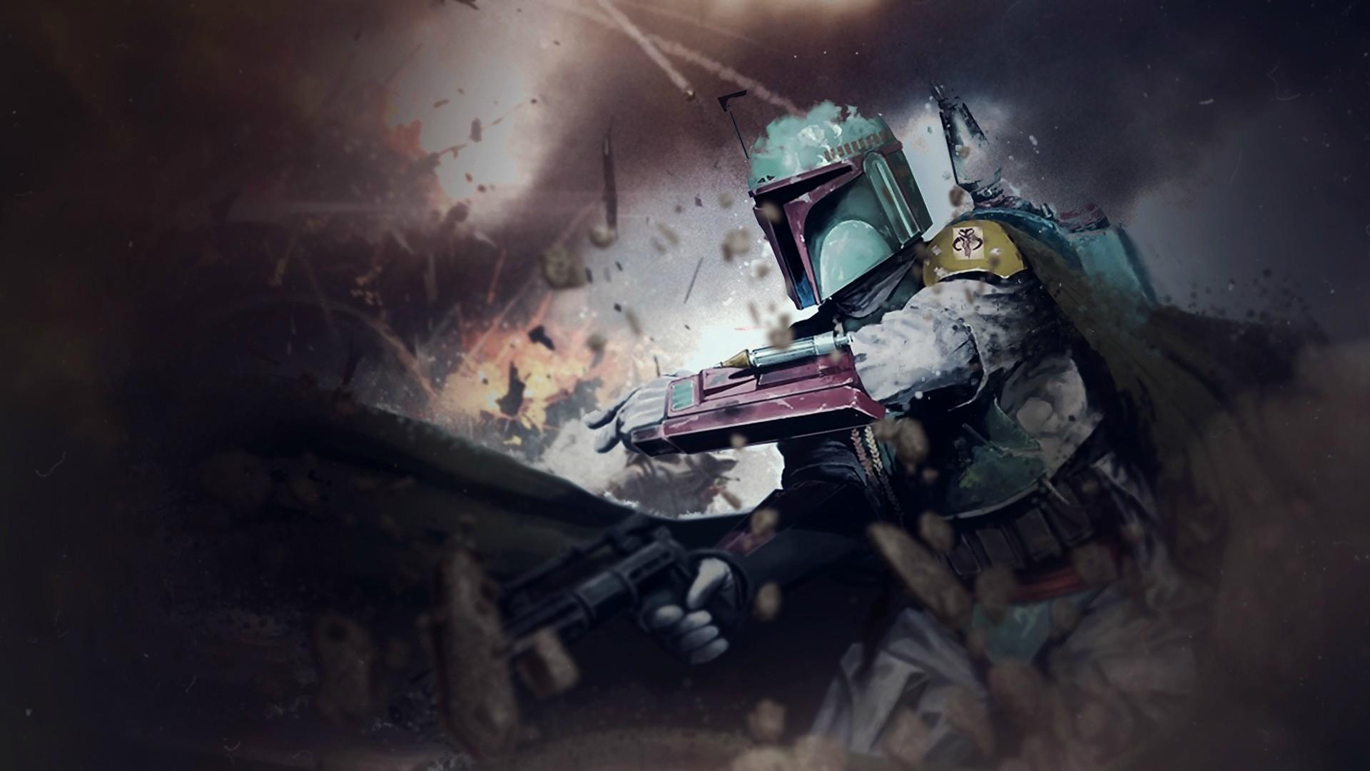 Star Wars Scout Trooper Wallpaper (64+ images)