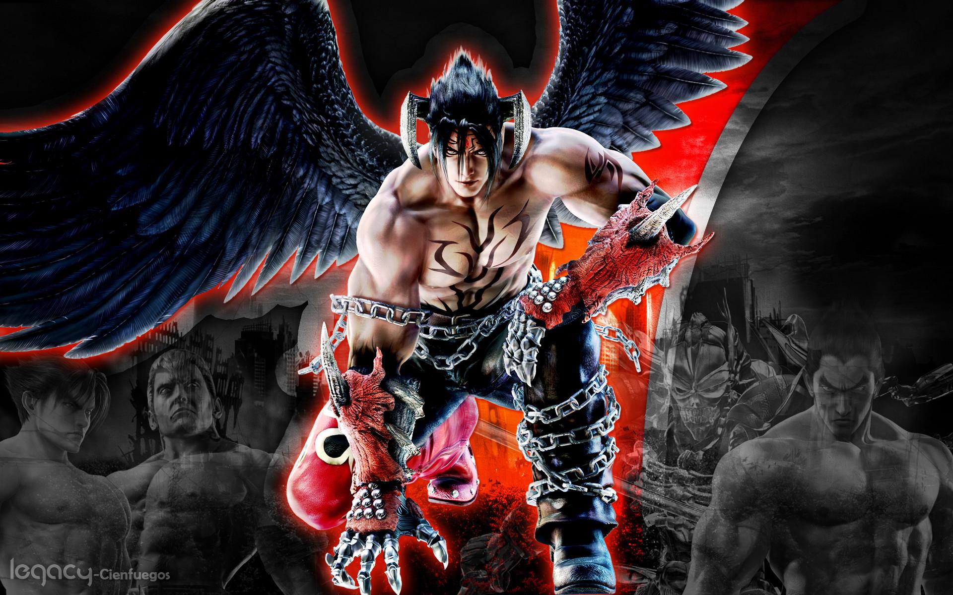 Jin Kazama Devil Wallpaper 64 Images