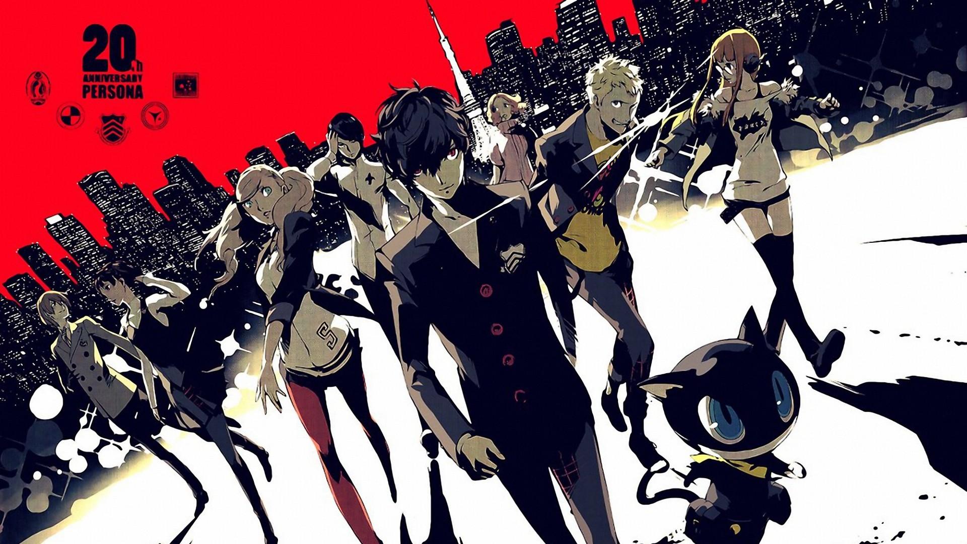 1920x1080 REVIEW: Persona 5 ~ Arkadea