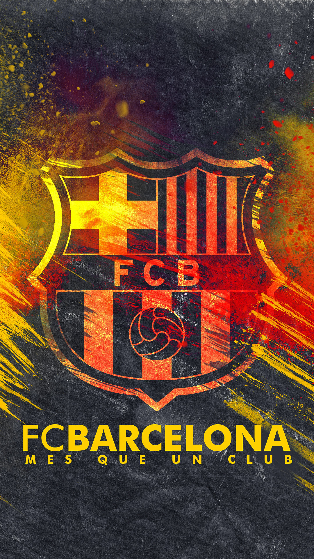 1080x1920 Barcelona - HD Logo Wallpaper by Kerimov23 .