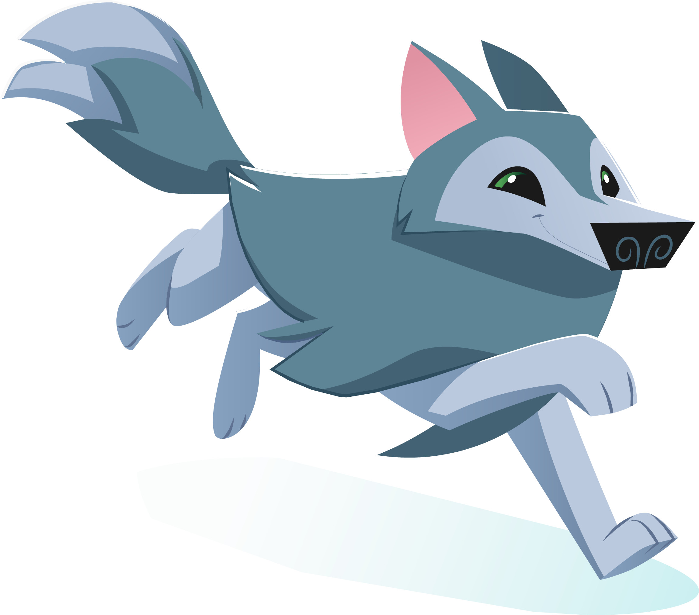 Animal jam arctic wolf wallpaper 70 images - Animaljam wiki ...