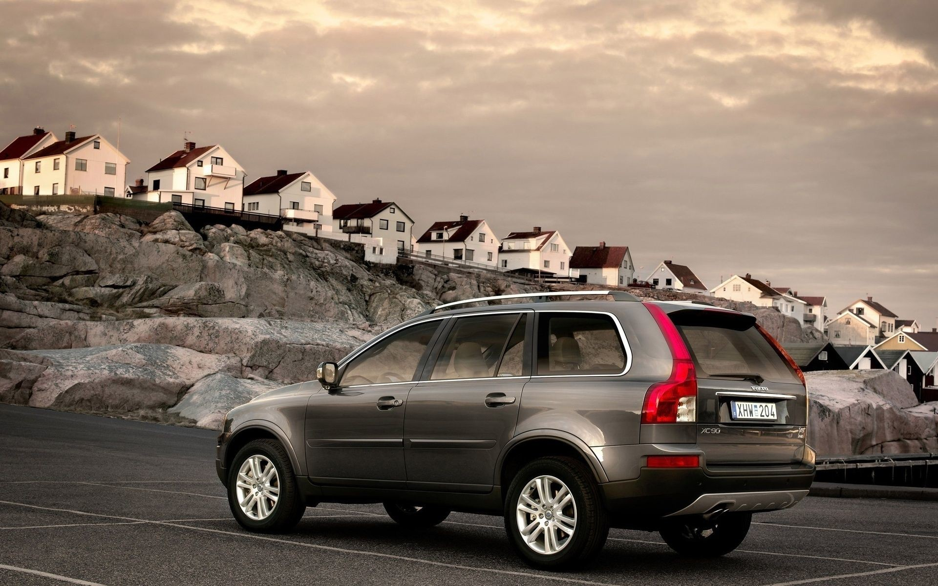 1920x1200 Volvo XC90 Wallpapers