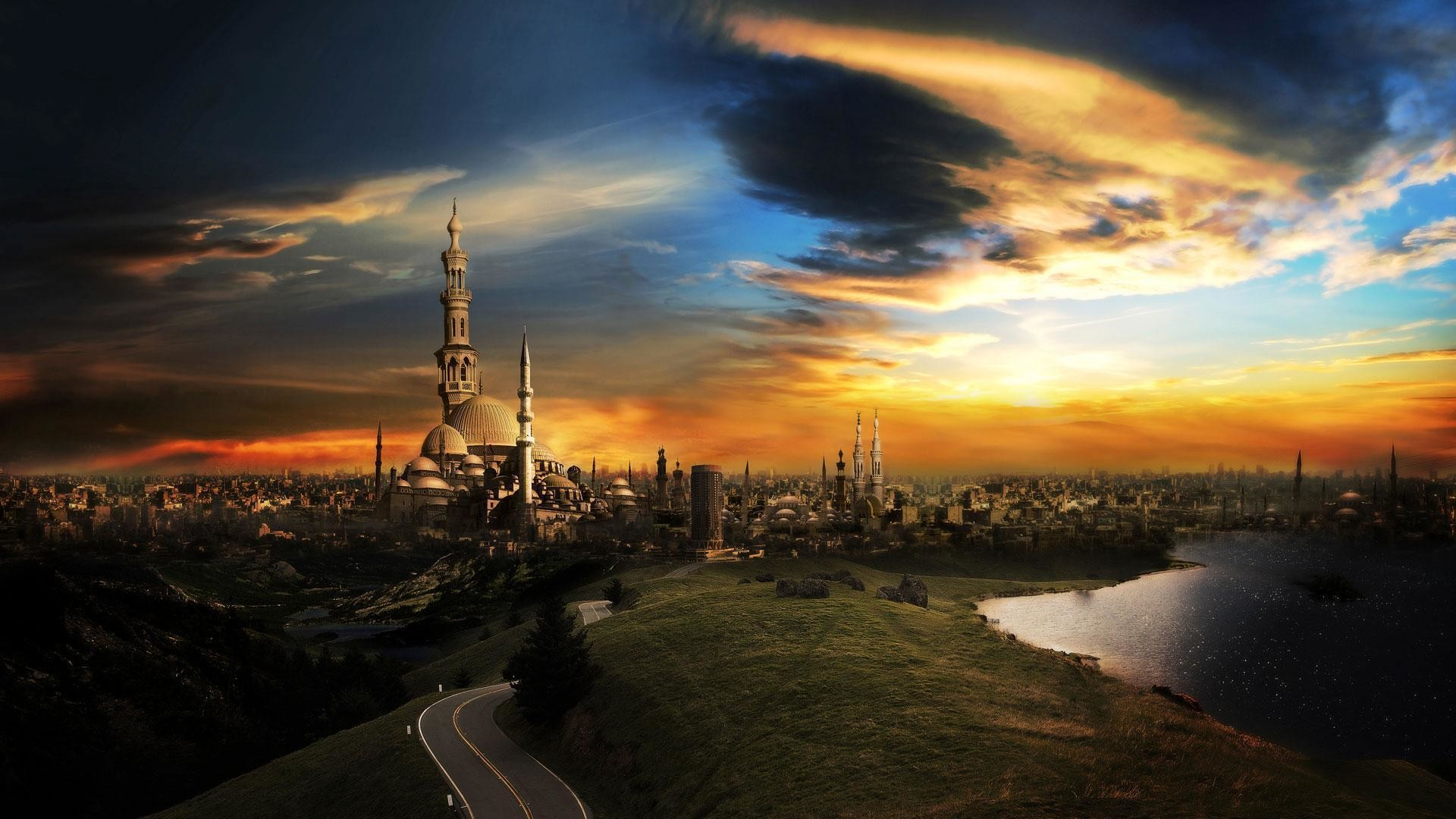 1920x1080 Arabic Wallpaper - Viewing Gallery