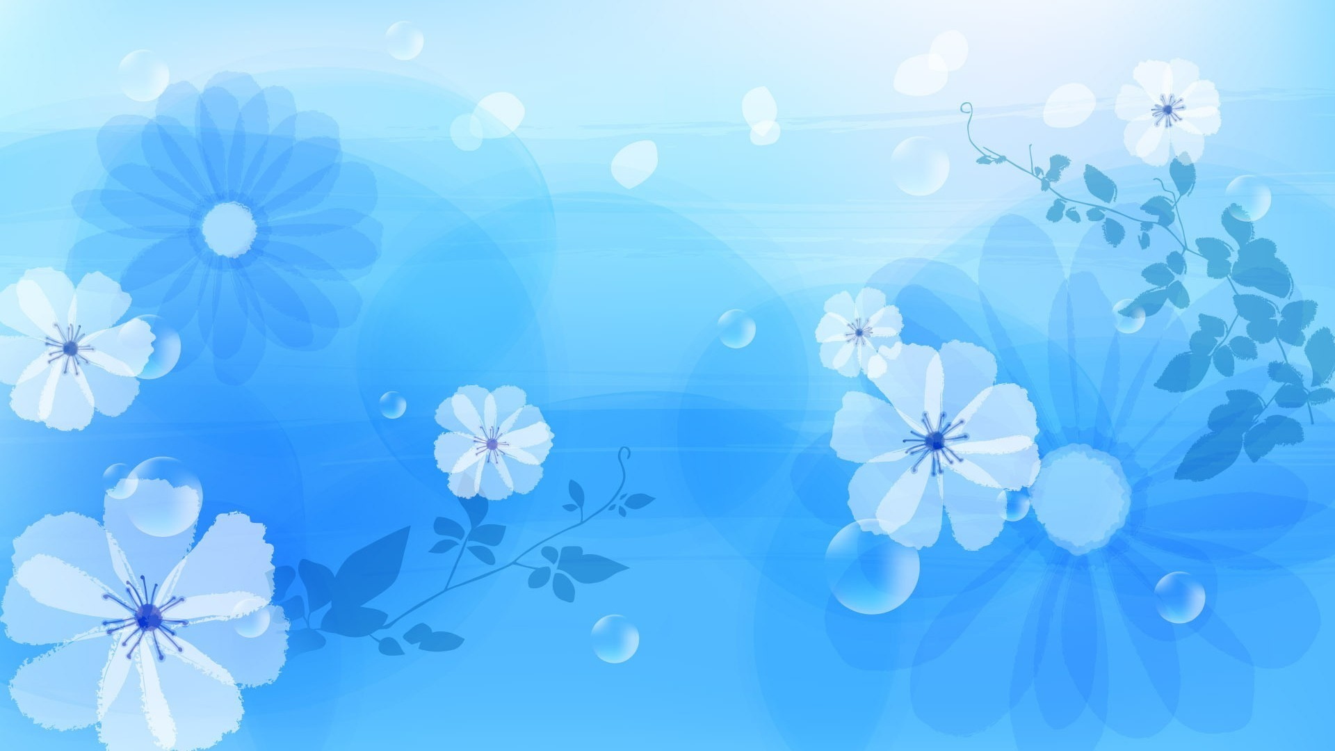 1920x1080 Light Blue S Wallpaper