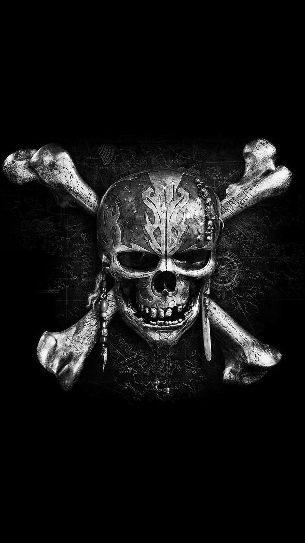 Pirate Skull Wallpaper 66 Images