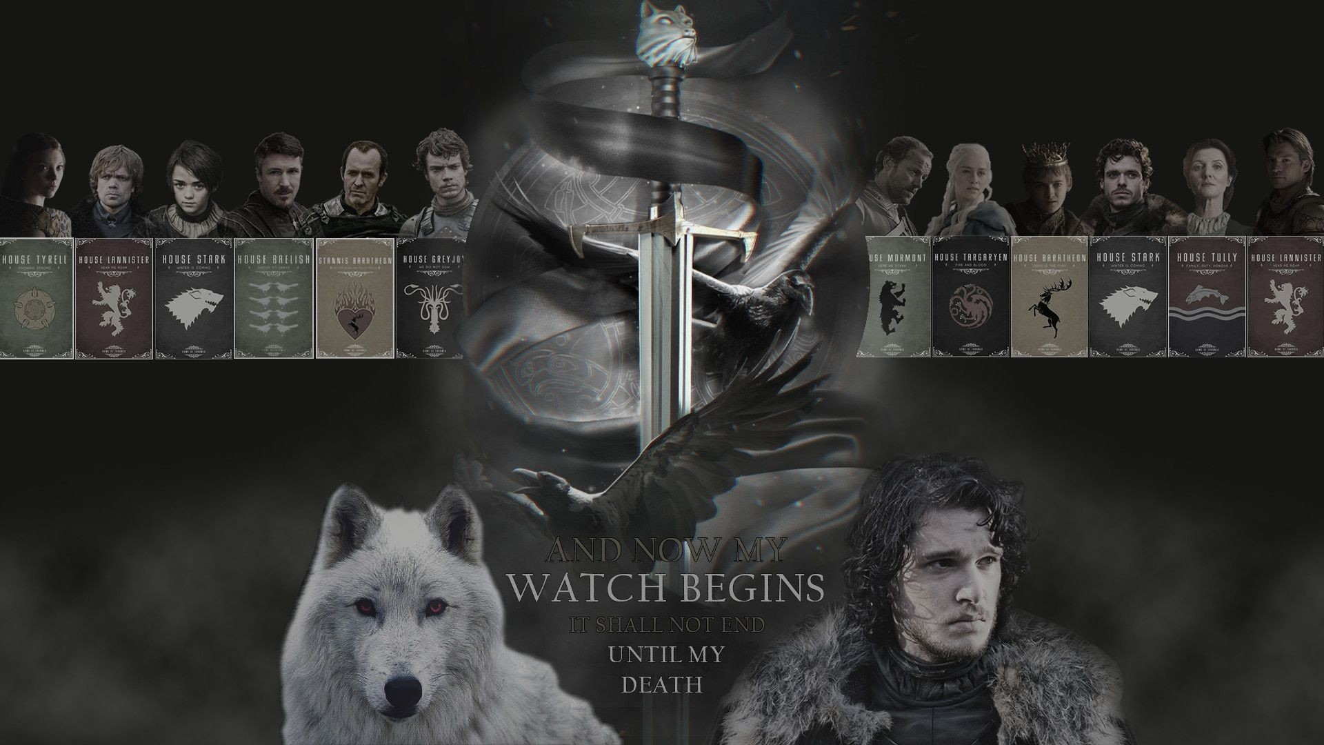 1920x1080 Game of Thrones Wallpapers Images Photos Pictures Backgrounds