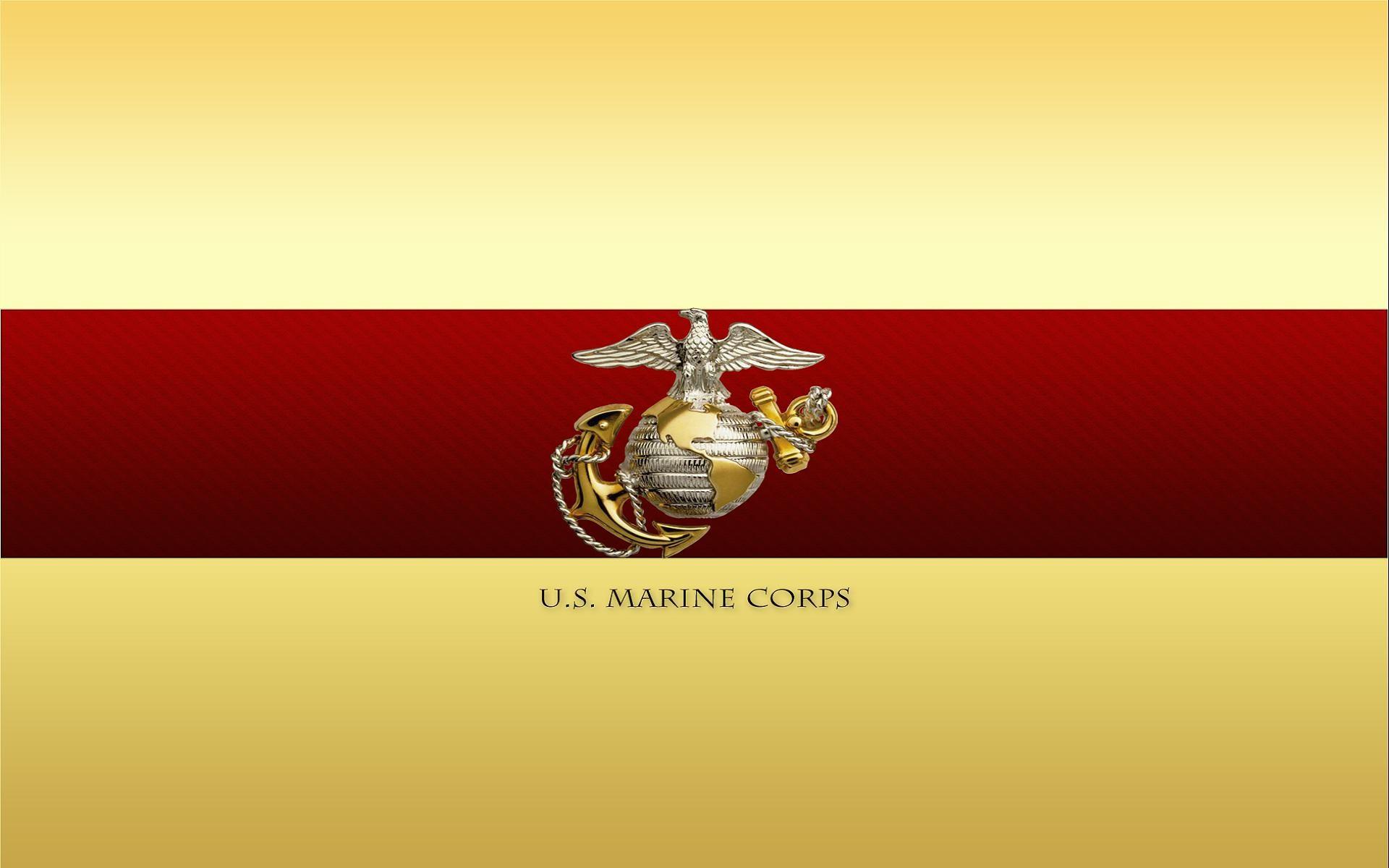USMC Logo Wallpaper (50+ images)