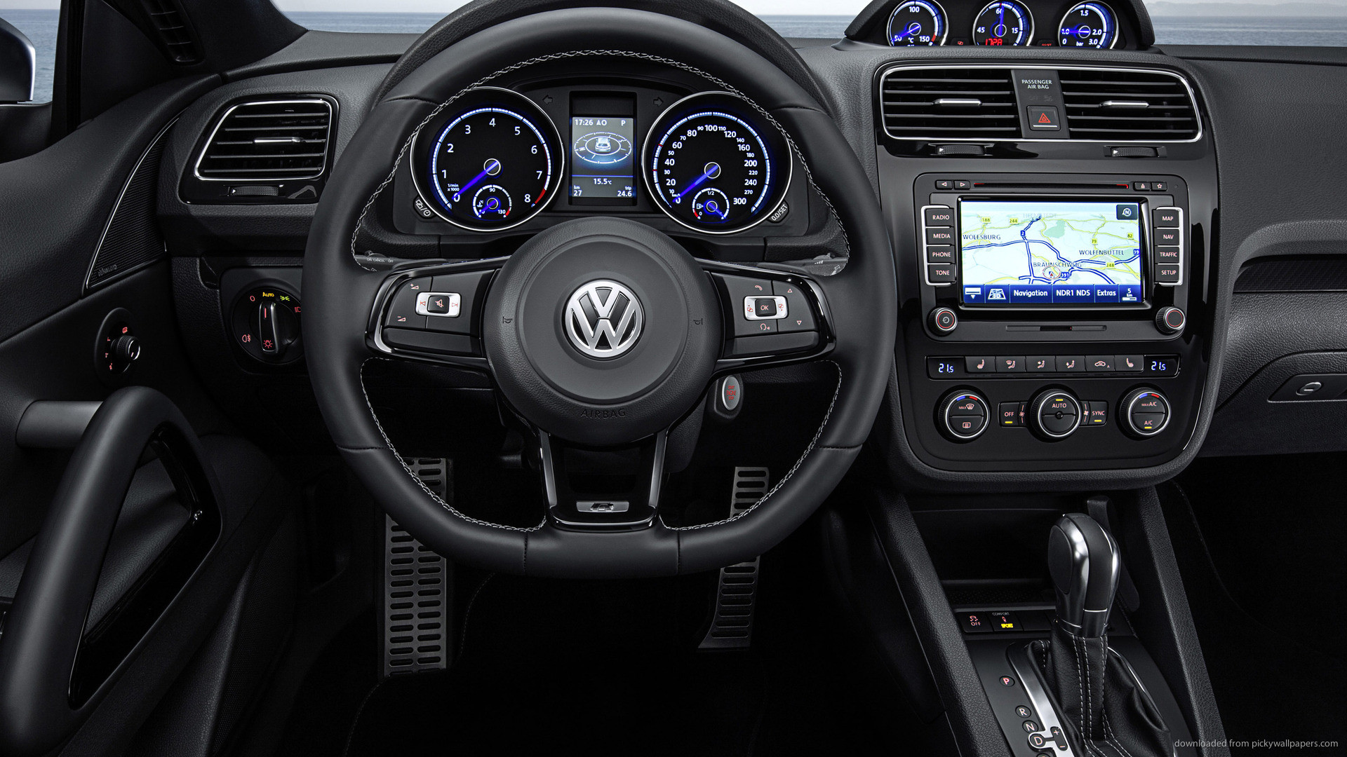 2880x1800 Wonderful Volkswagen Logo Wallpaper   Full HD Pictures