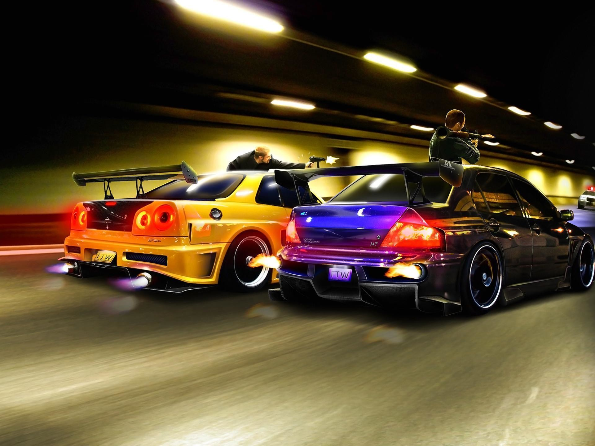 1920x1440 Street Racing Cars Wallpaper For Desktop