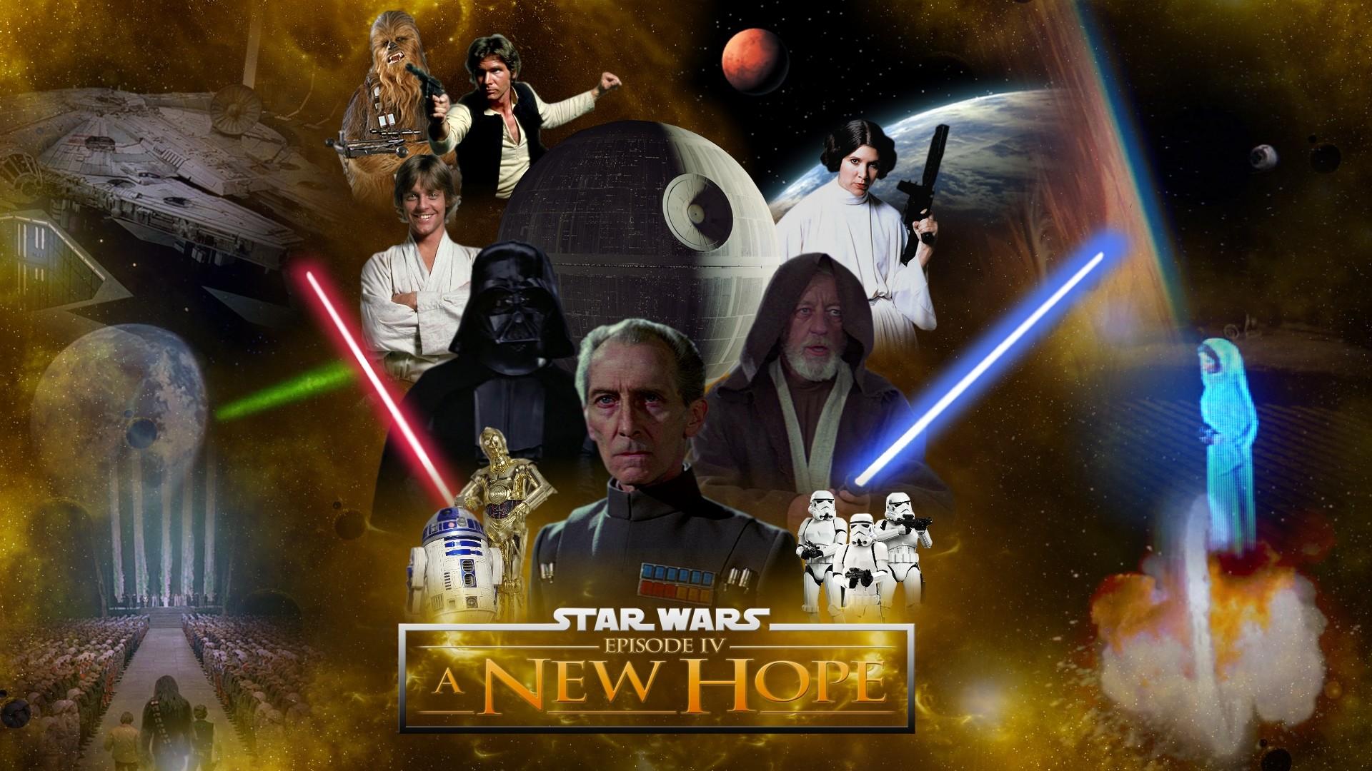 Star Wars Episode 4 Hd Stream