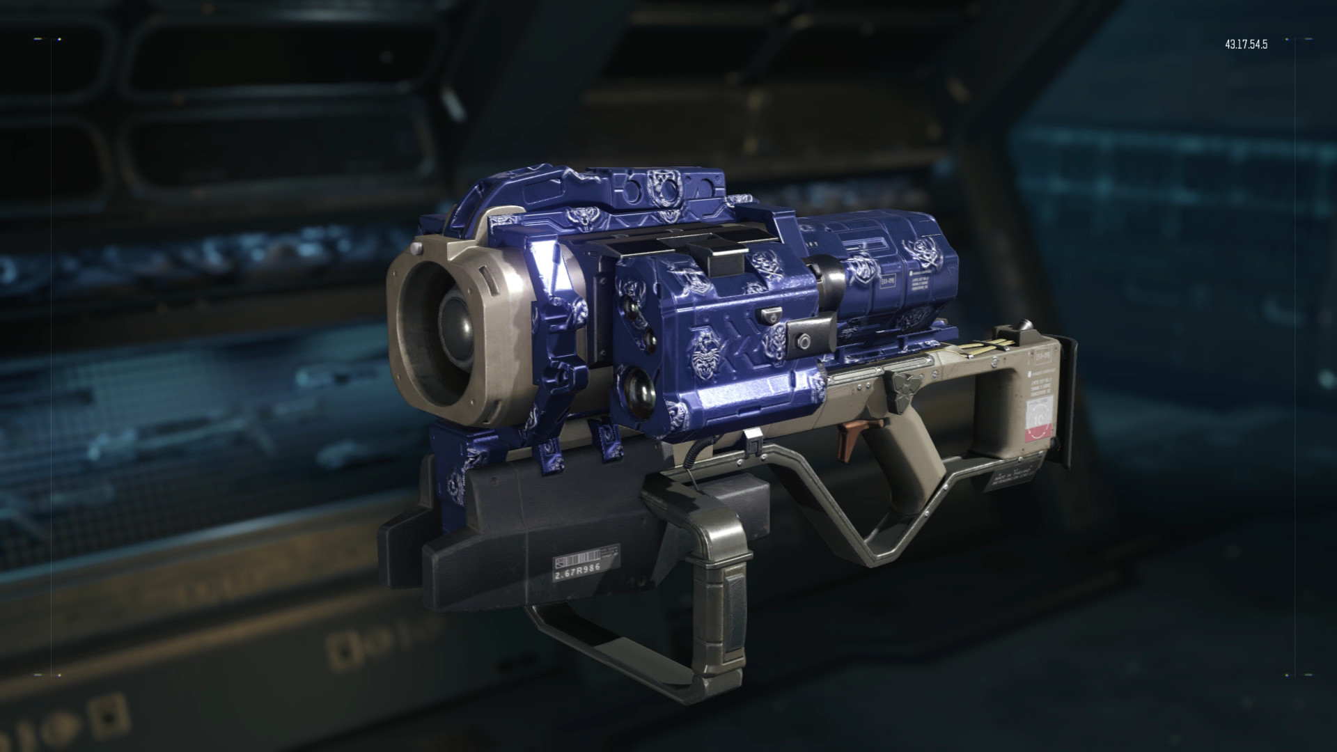 how to get sapphire camo in black ops 3