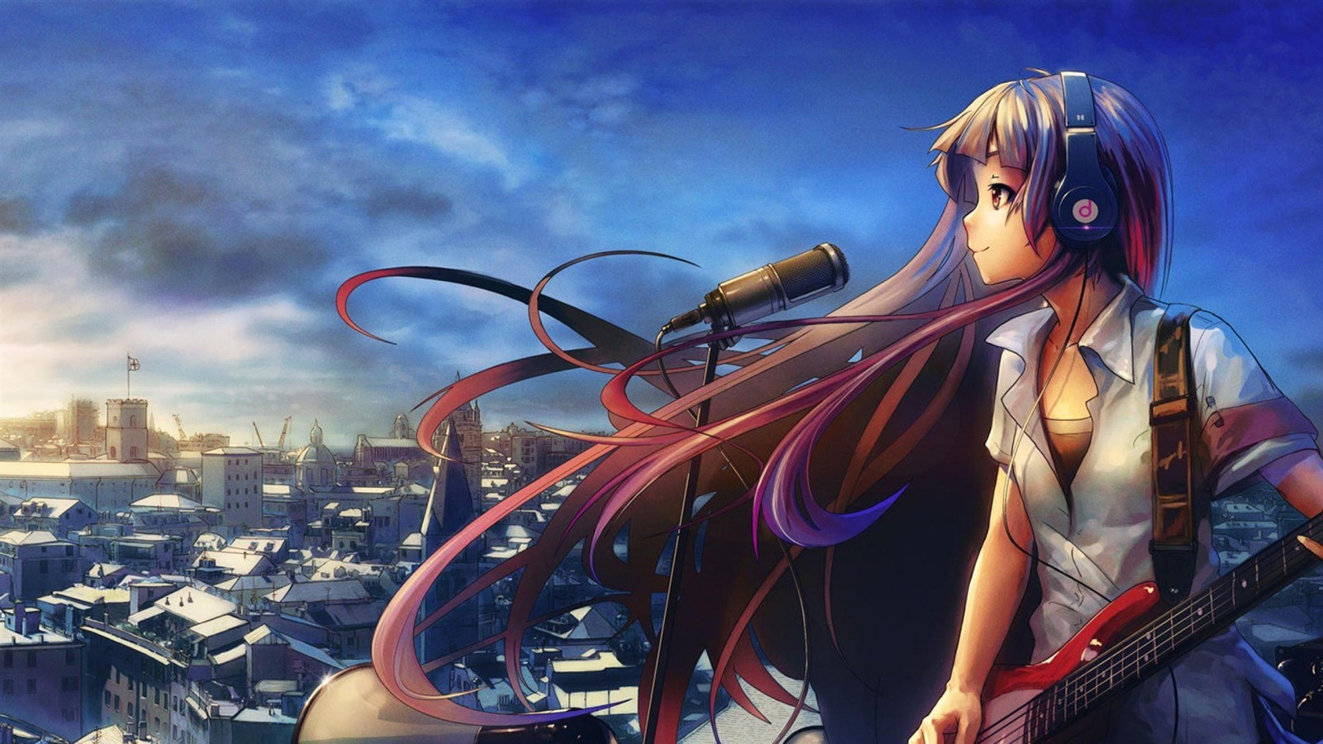 Anime Music Wallpaper 77 Images