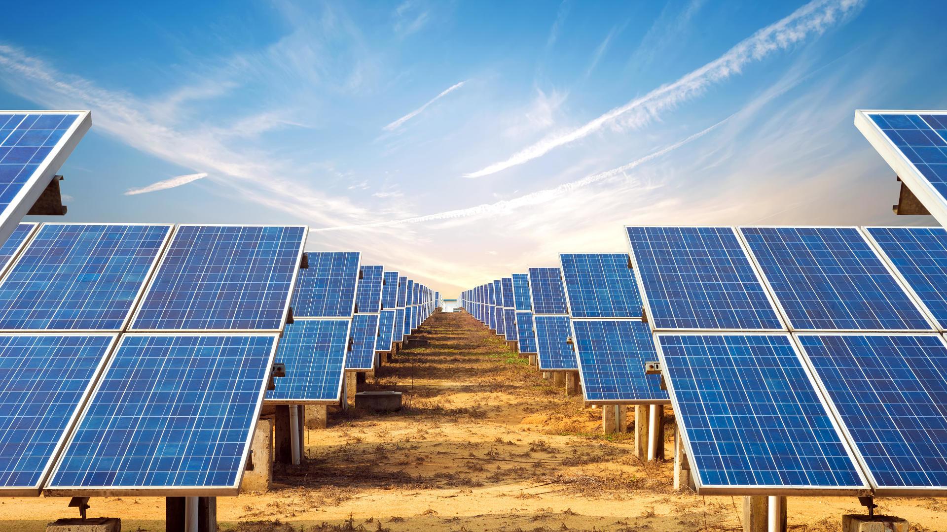Tesla Solar Panels Cost >> Solar Panels Wallpaper (48+ images)