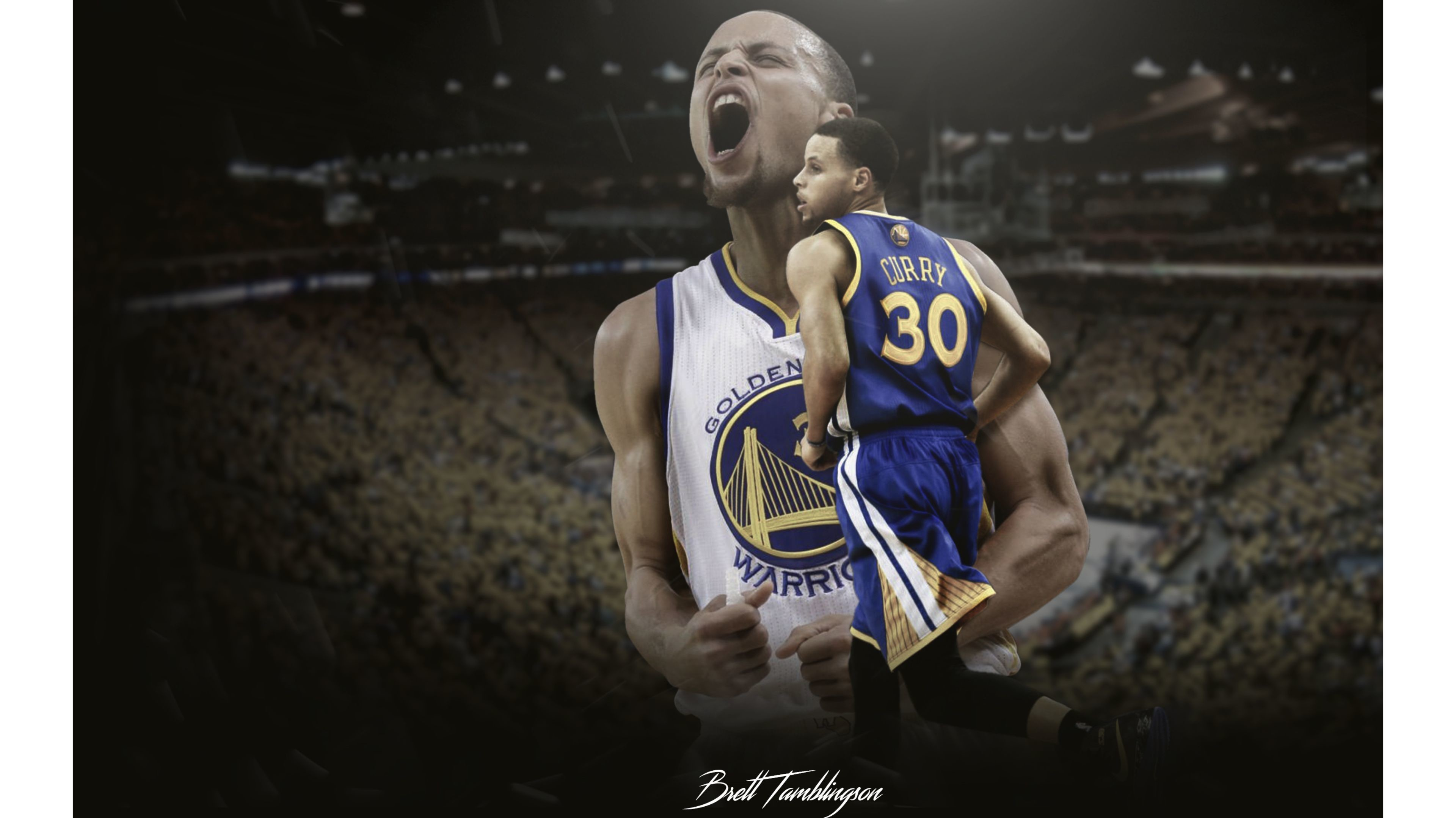 3840x2160 Inspiring 4K Steph Curry Wallpapers