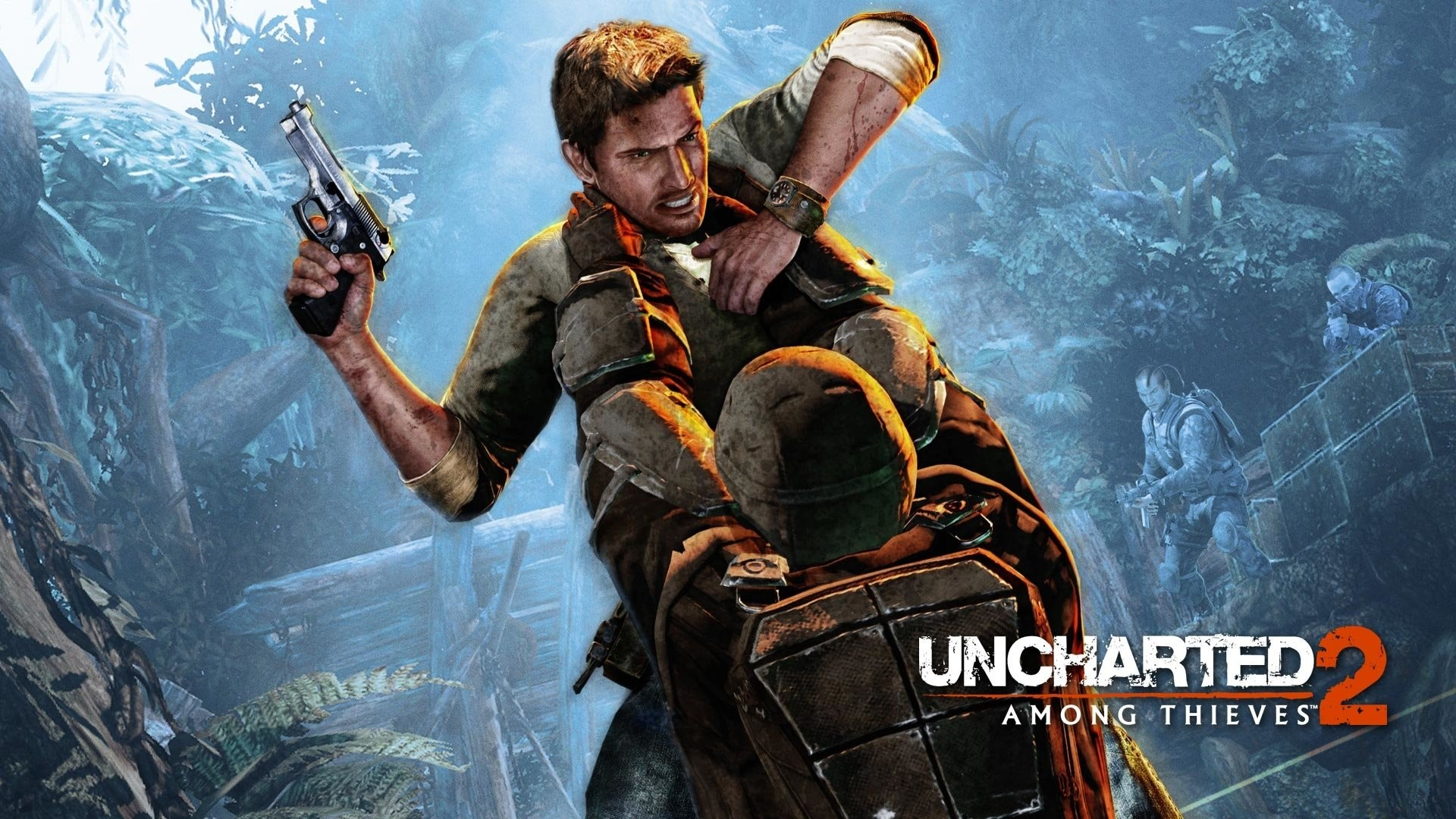 1920x1080 Video Game - Uncharted 2: Among Thieves Wallpaper